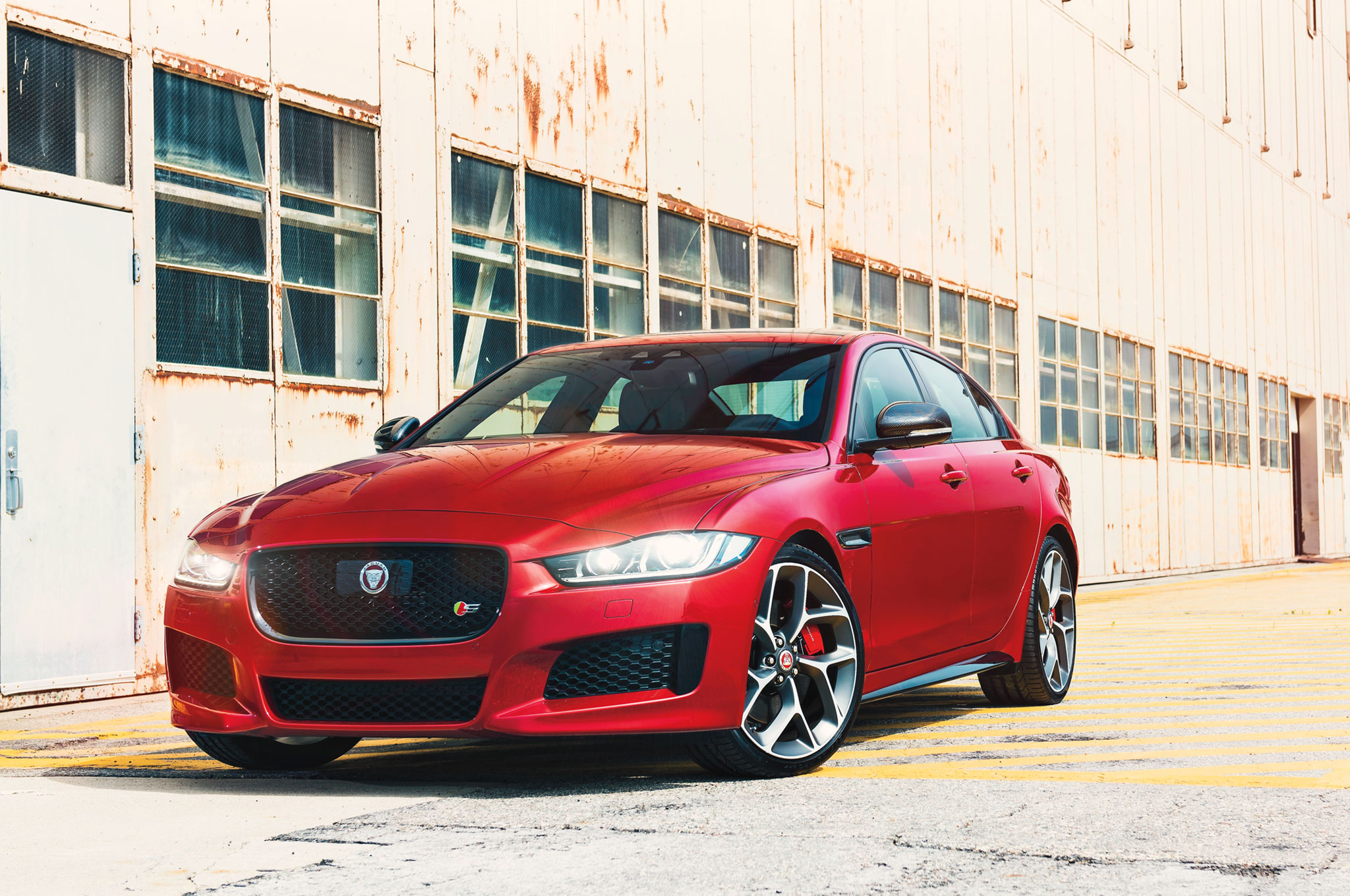 2016 Jaguar Xe Exterior Profile (View 9 of 12)