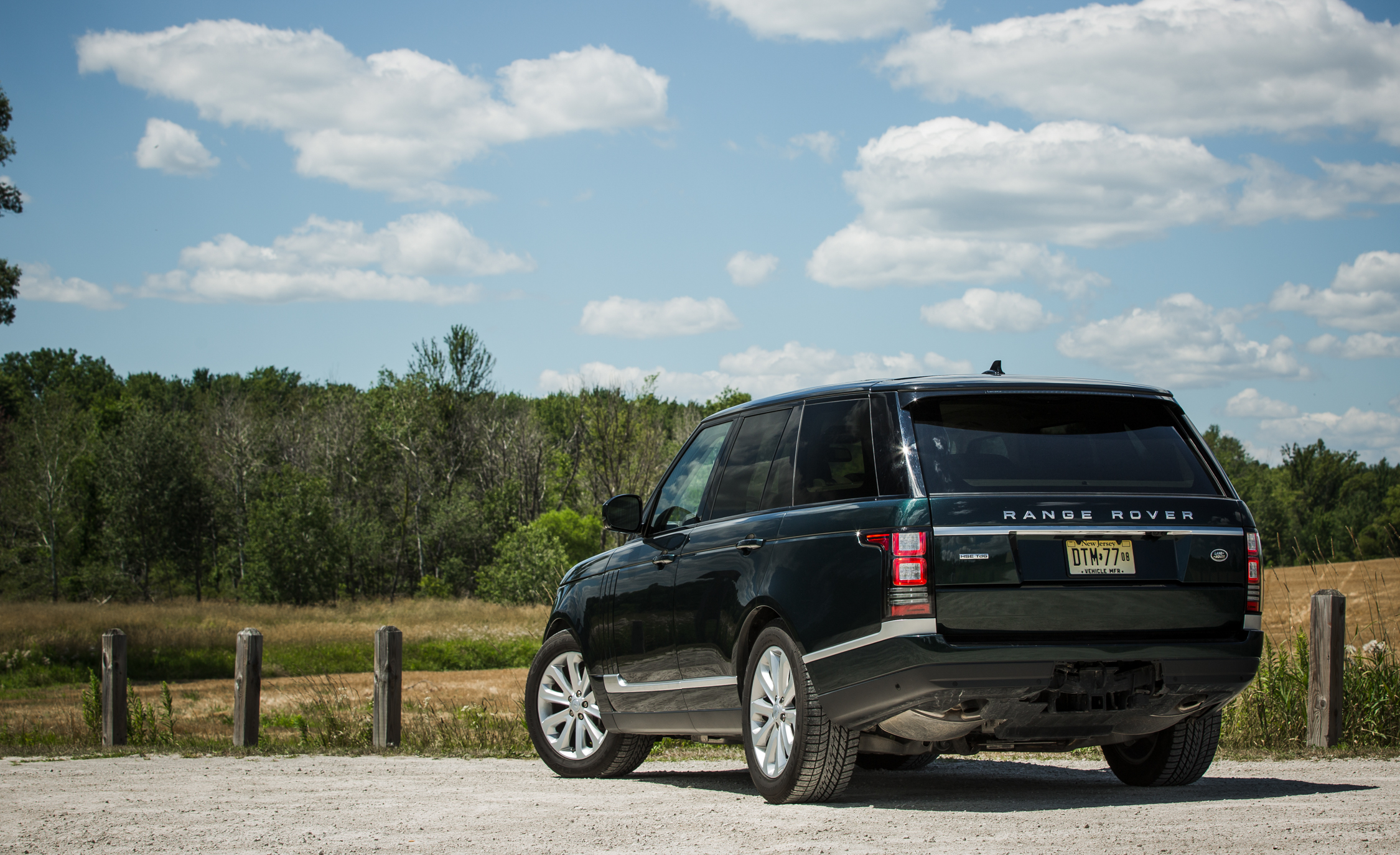 2016 Land Rover Range Rover HSE Td (Photo 1 of 8)