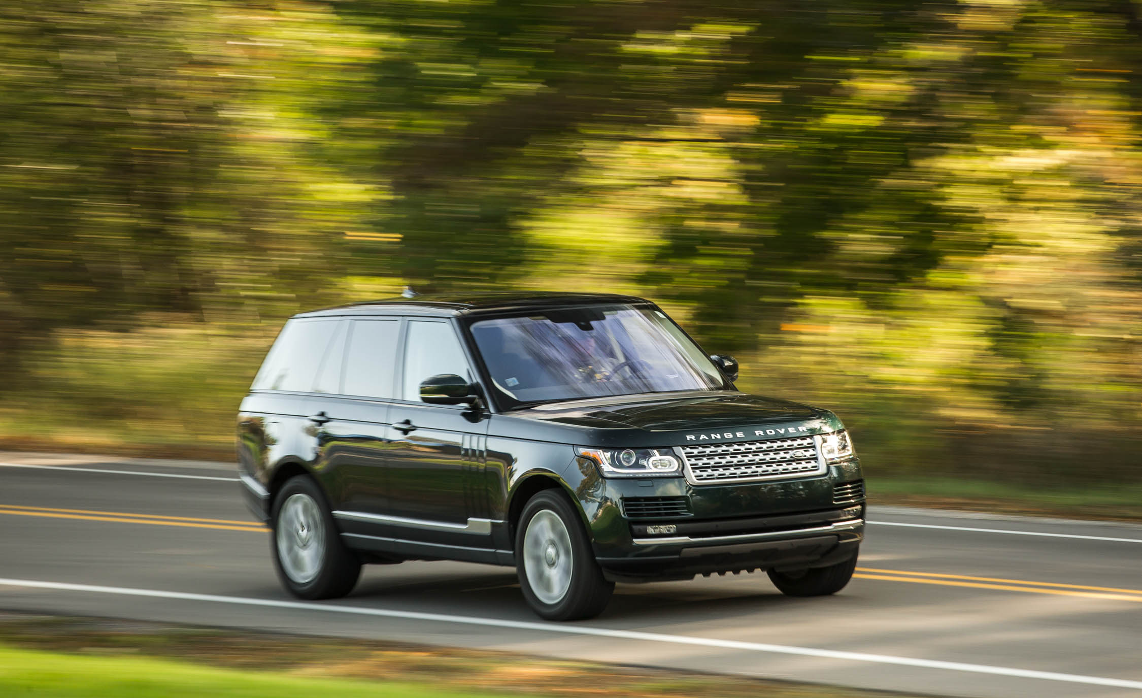 2016 Land Rover Range Rover HSE Td (View 5 of 8)