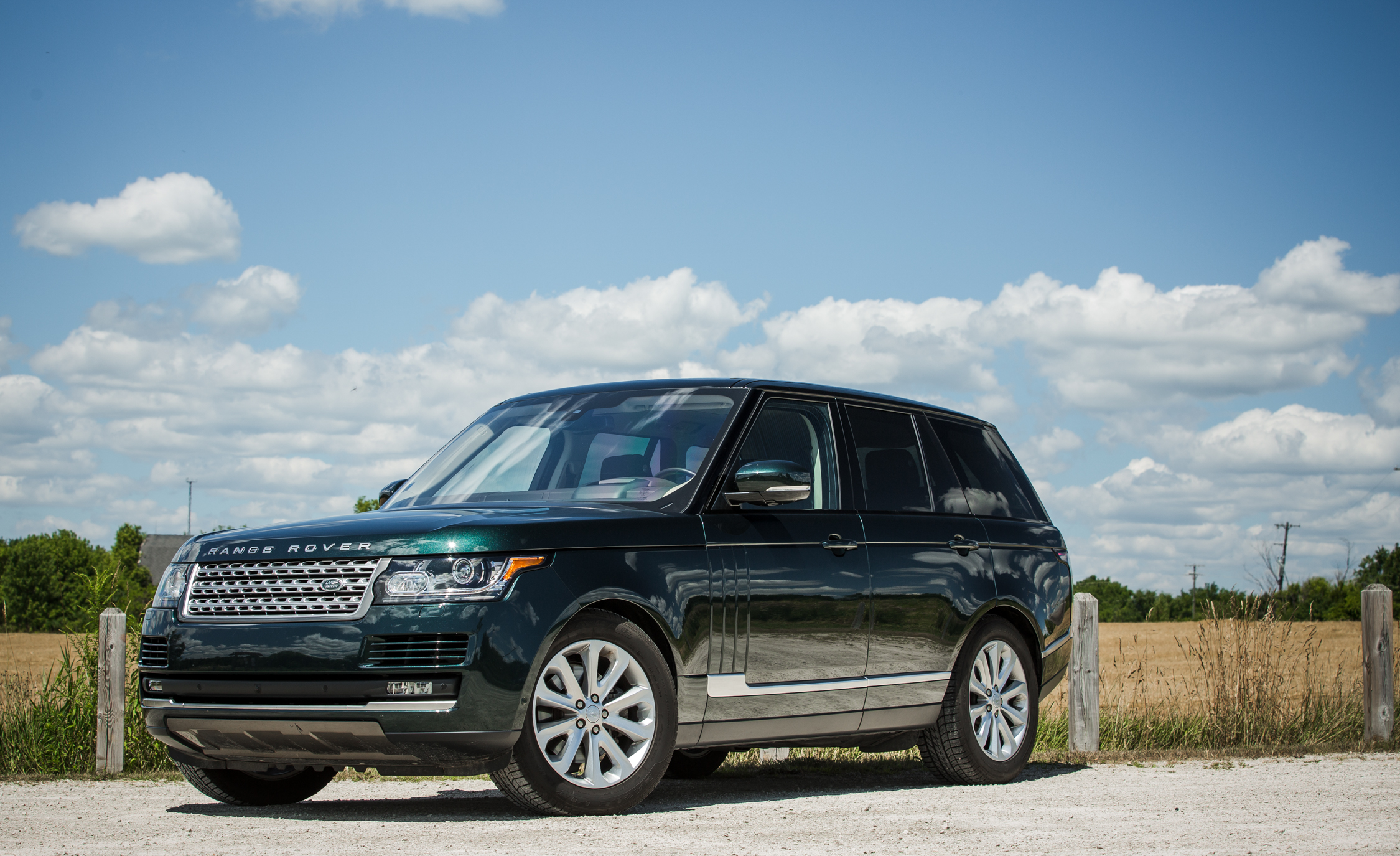2016 Land Rover Range Rover HSE Td (Photo 3 of 8)