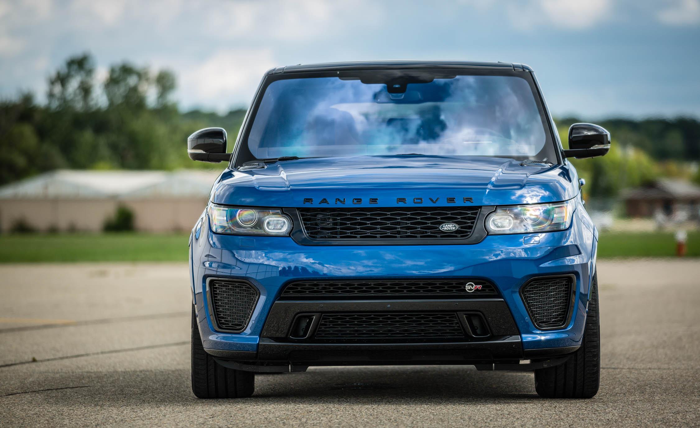 2016 Land Rover Range Rover Sport SVR (Photo 5 of 7)