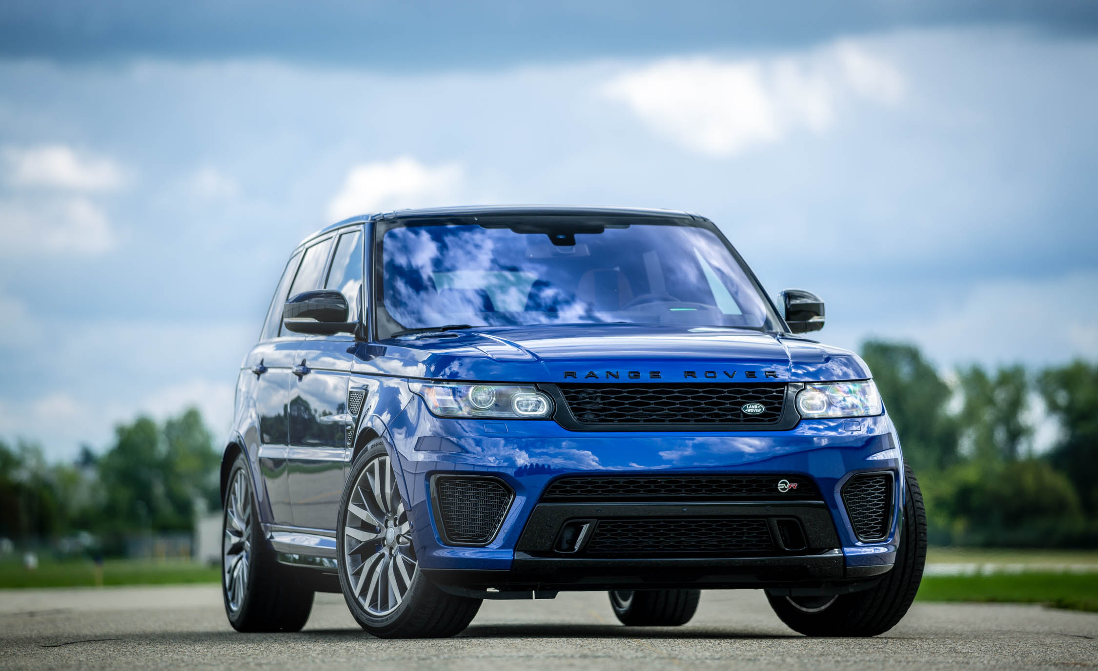 2016 Land Rover Range Rover Sport Svr Cars Exclusive
