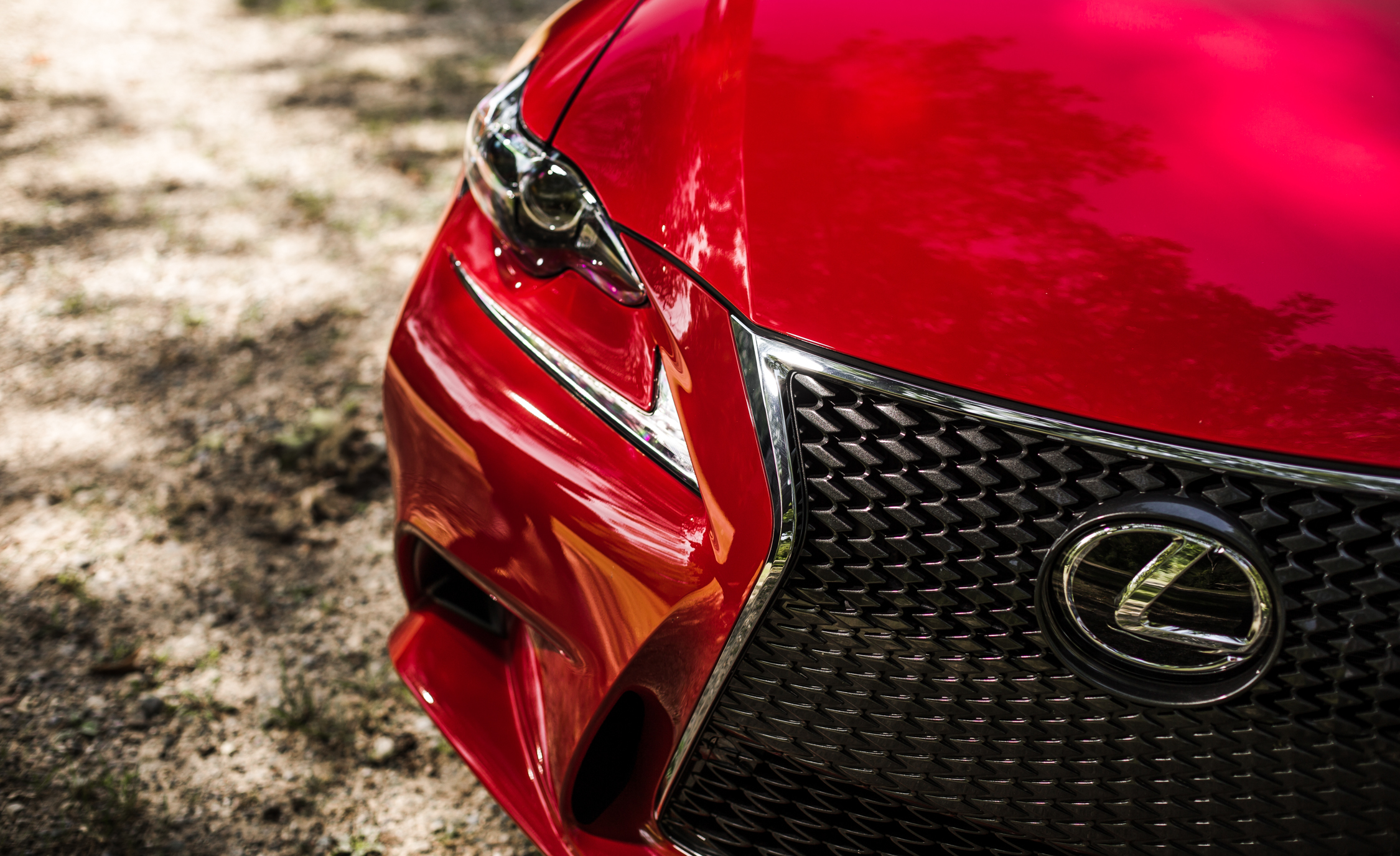 2016 Lexus IS200t F Sport (Photo 10 of 21)