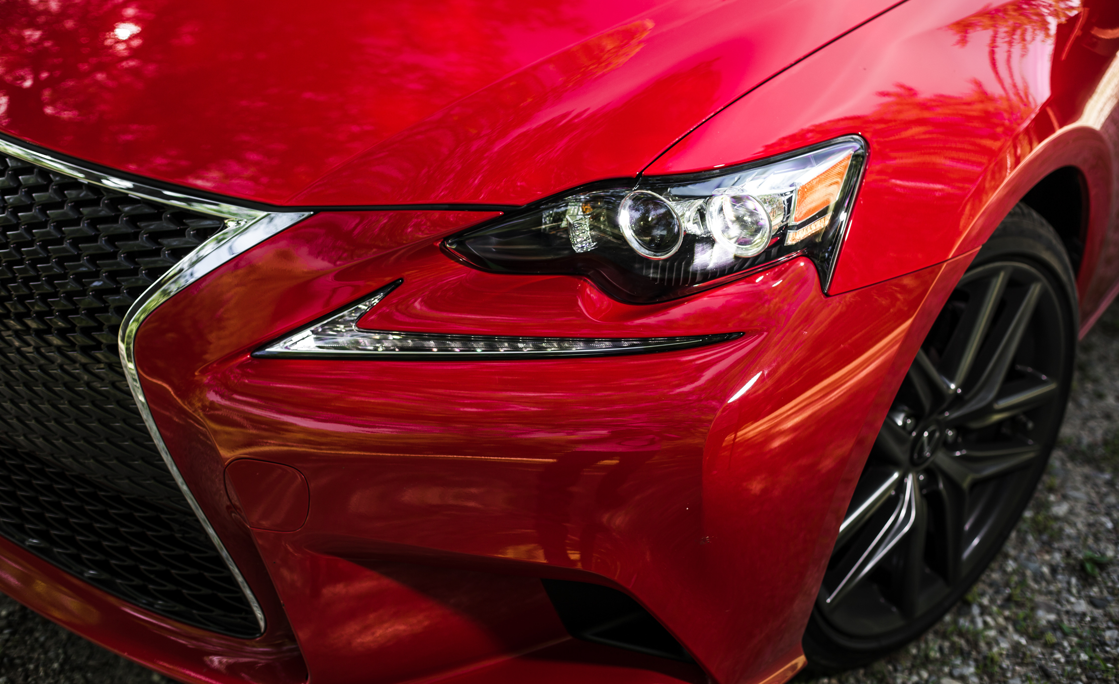 2016 Lexus IS200t F Sport (Photo 11 of 21)