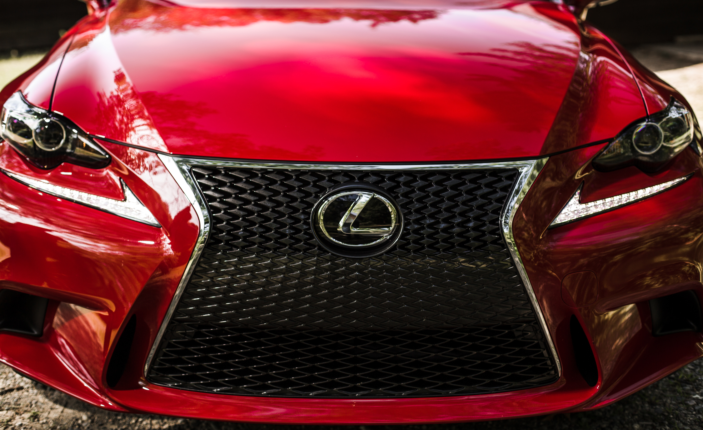 2016 Lexus IS200t F Sport (Photo 12 of 21)