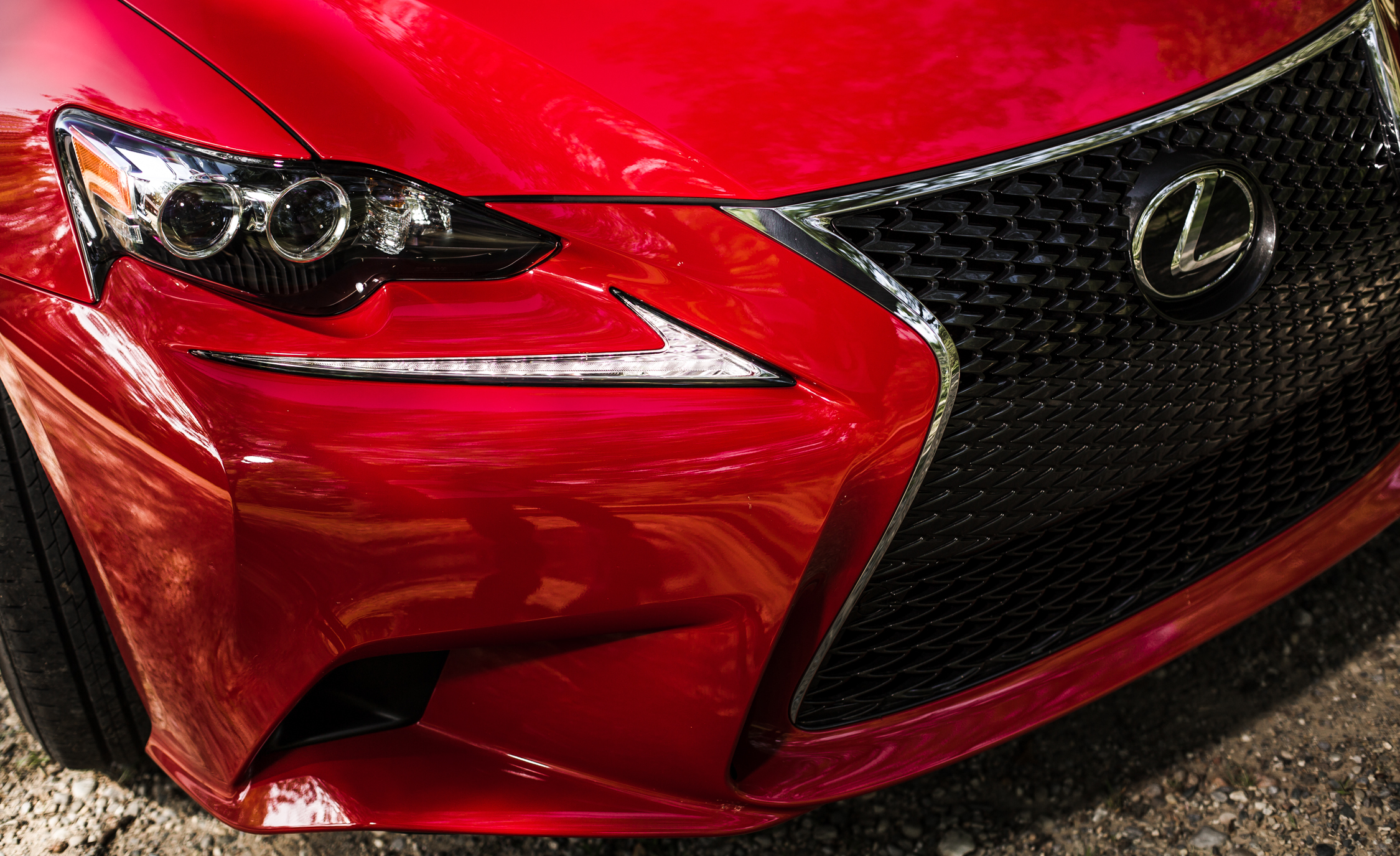 2016 Lexus IS200t F Sport (Photo 13 of 21)