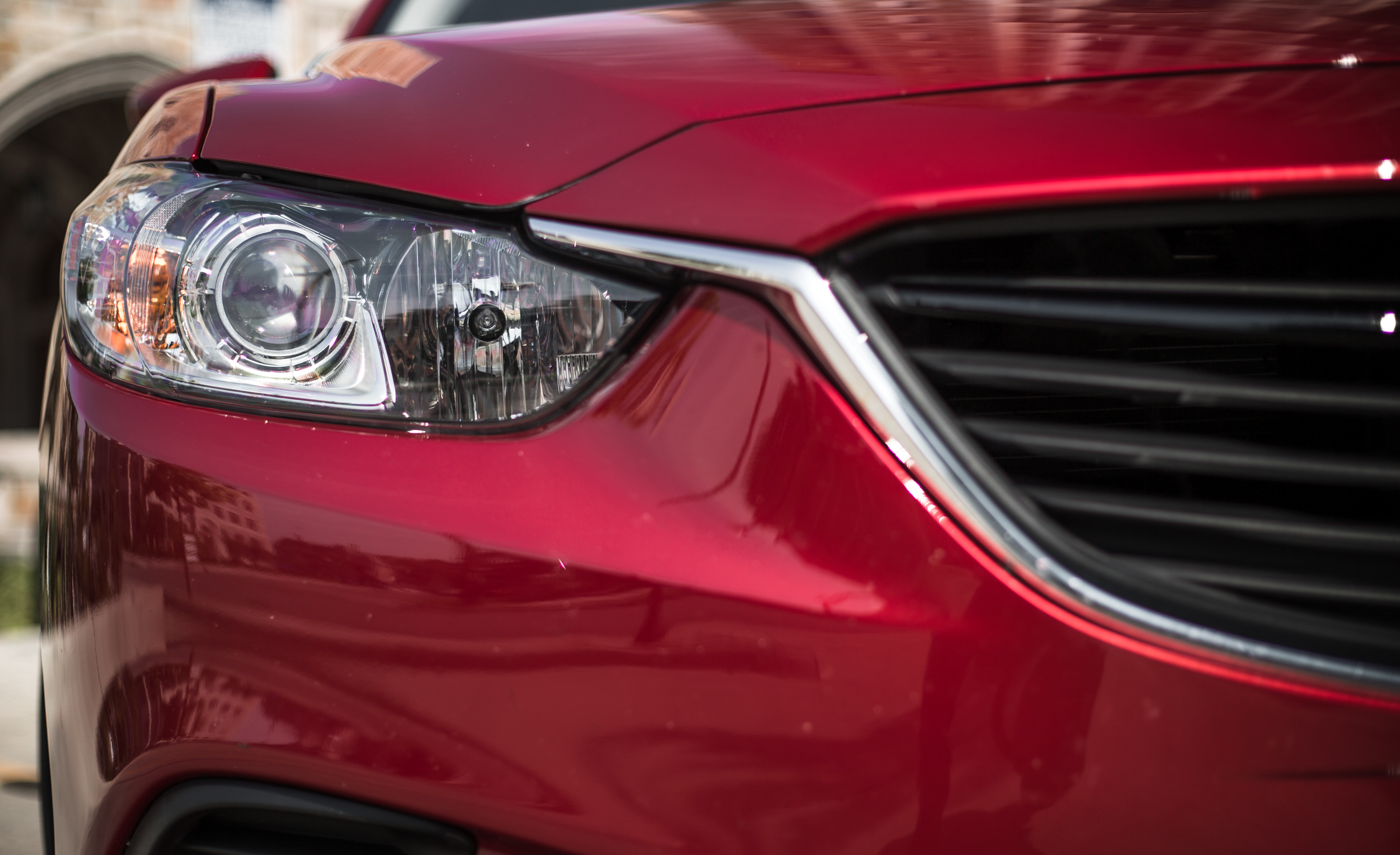 2016 Mazda 6 Touring (View 15 of 23)