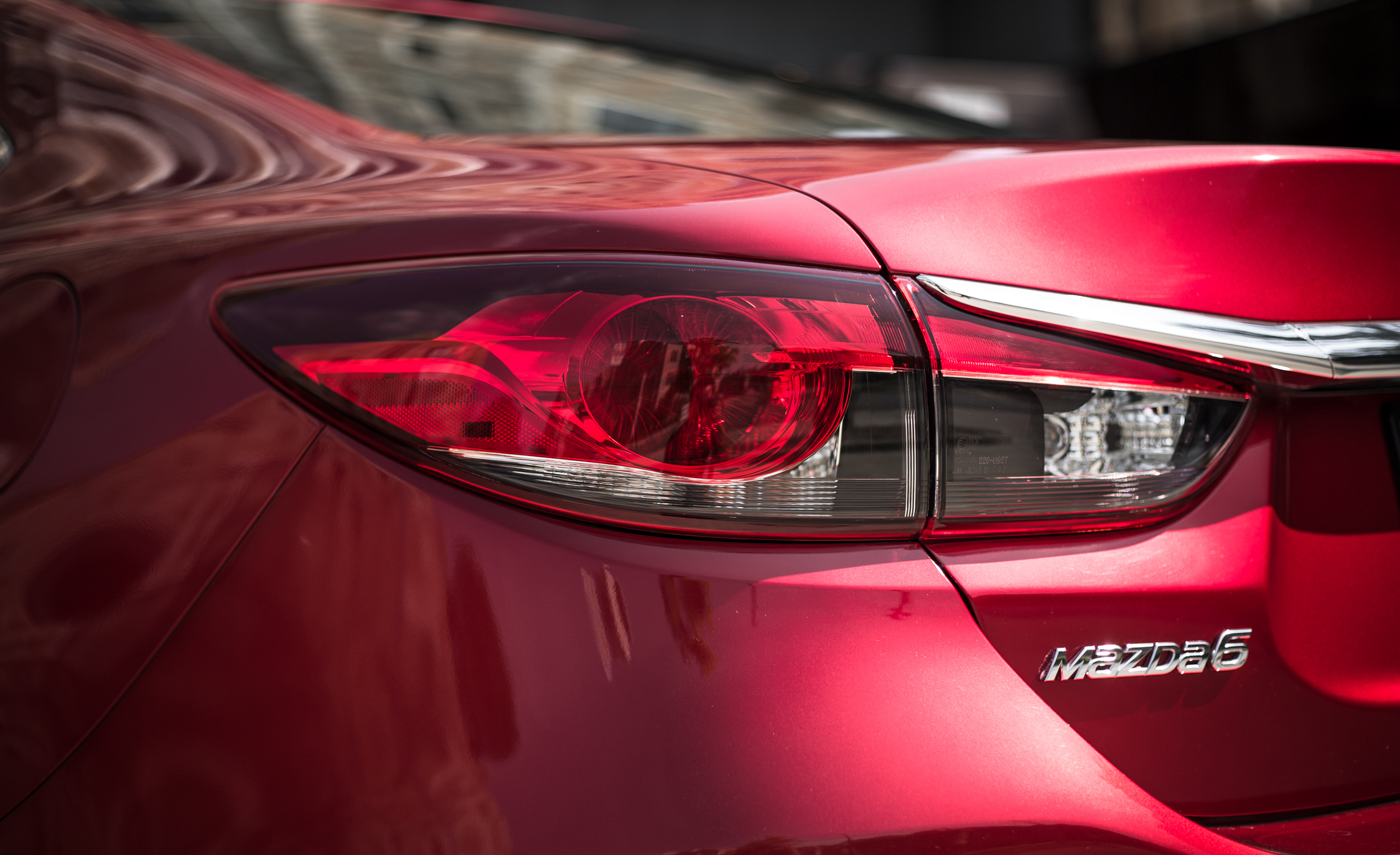 2016 Mazda 6 Touring (View 16 of 23)