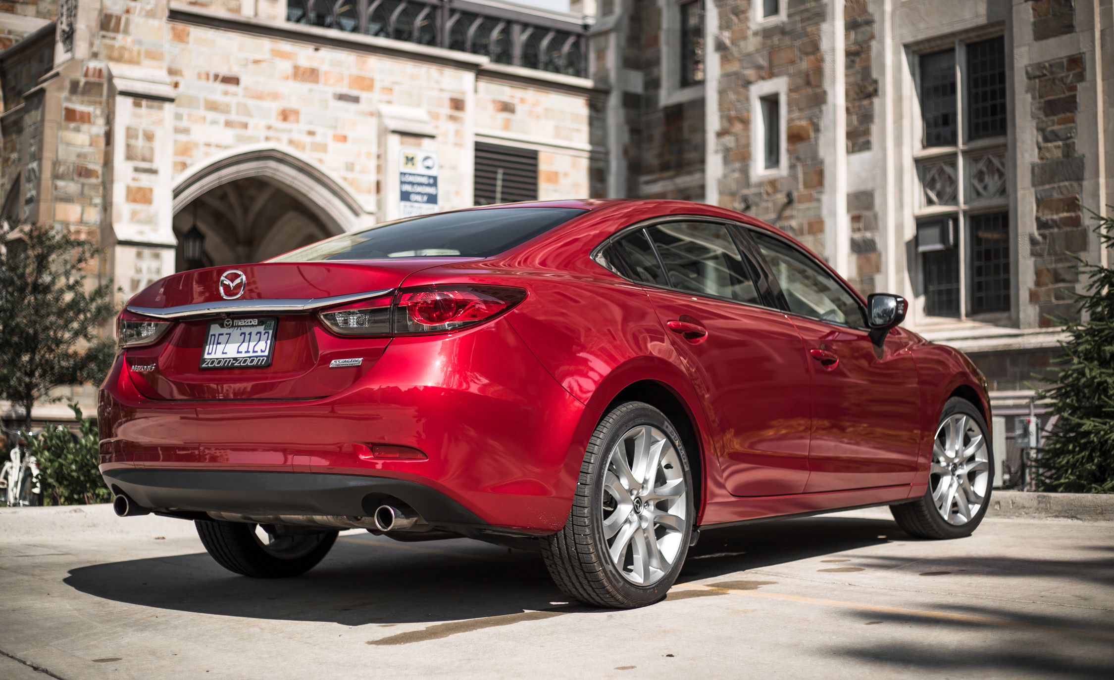 2016 Mazda 6 Touring (View 17 of 23)