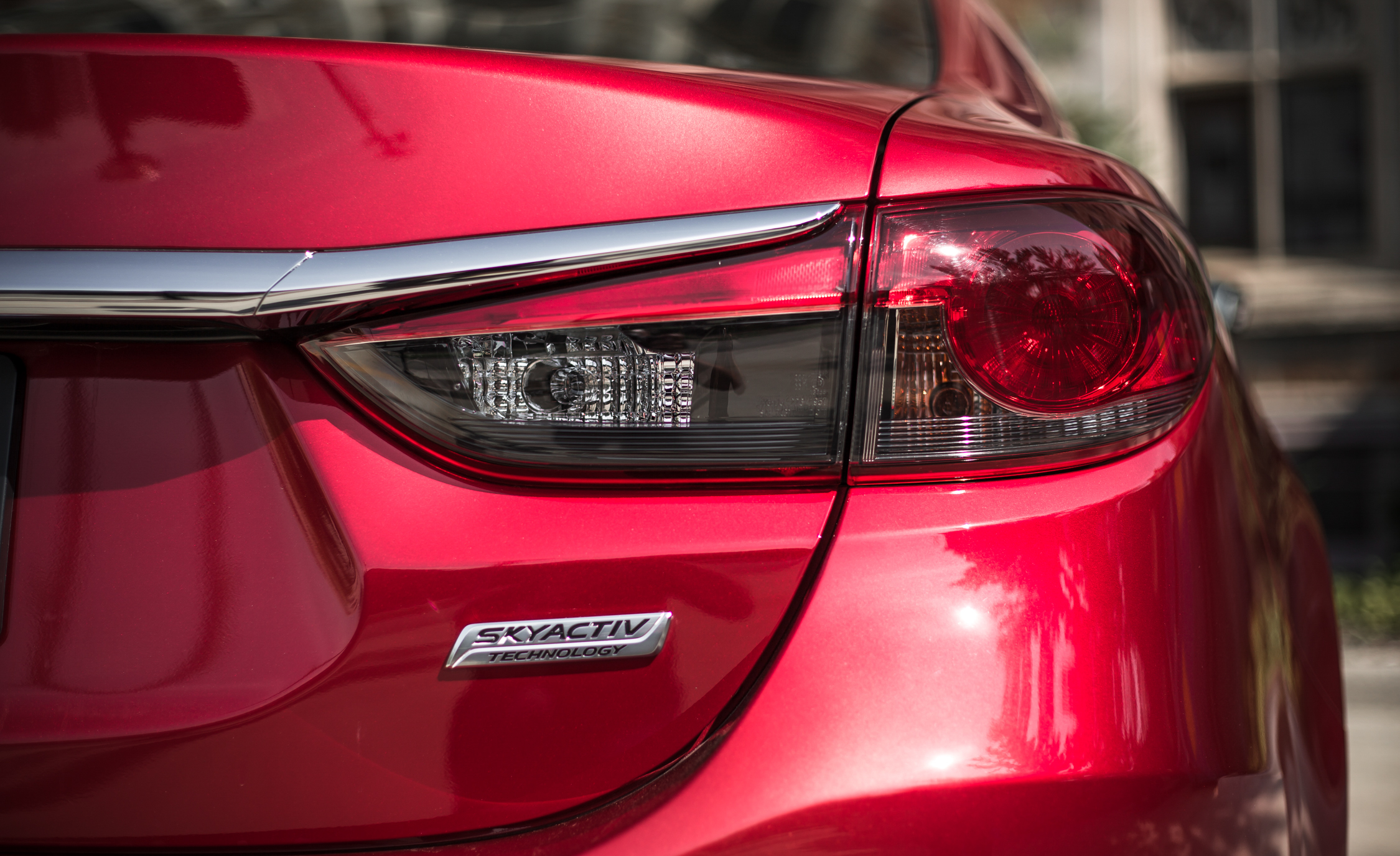 2016 Mazda 6 Touring (View 19 of 23)