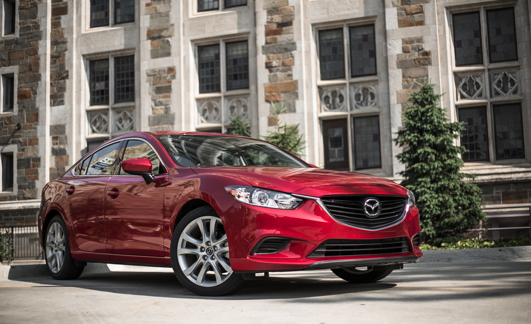 2016 Mazda 6 Touring (View 13 of 23)