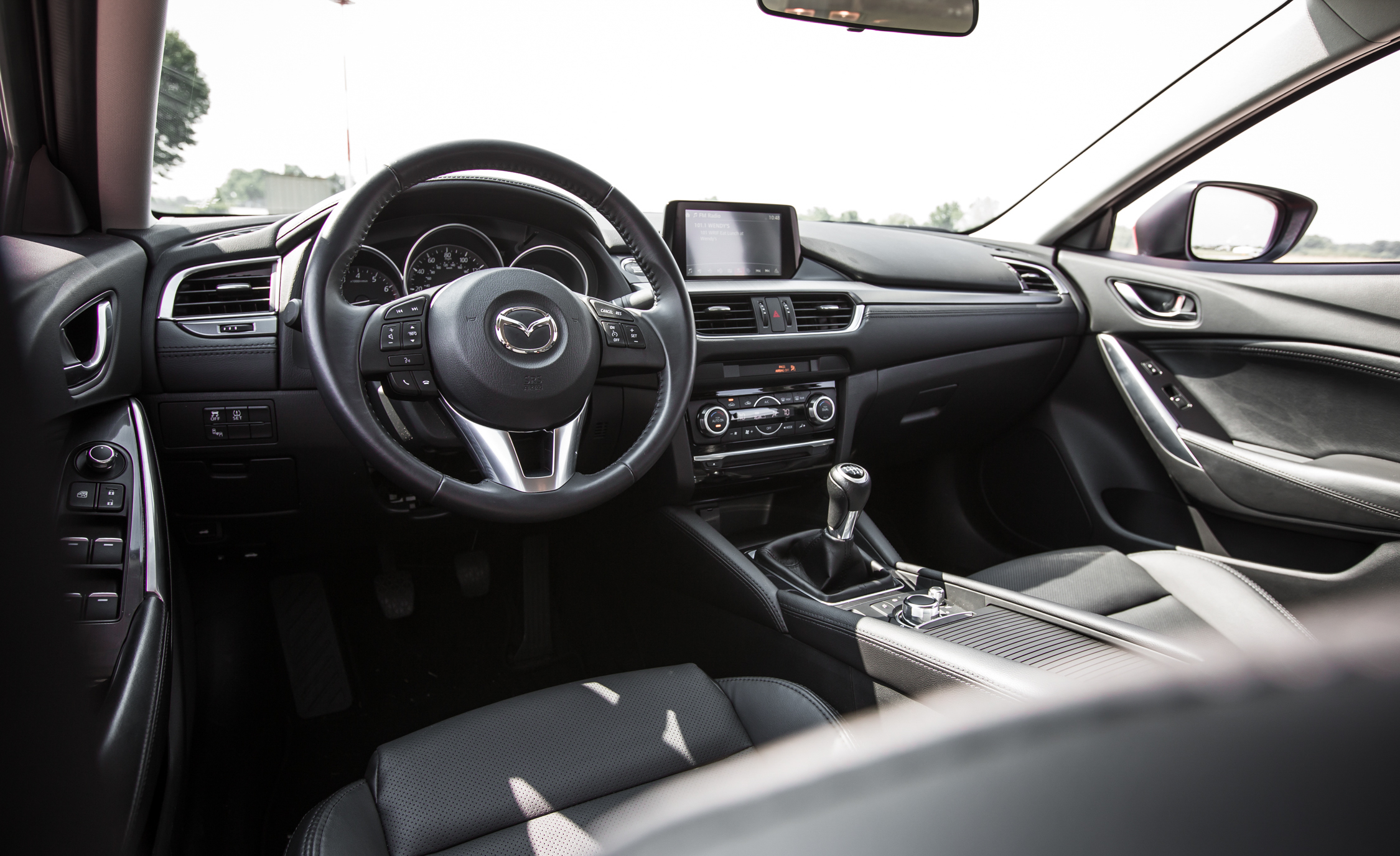 2016 Mazda 6 Touring (View 22 of 23)