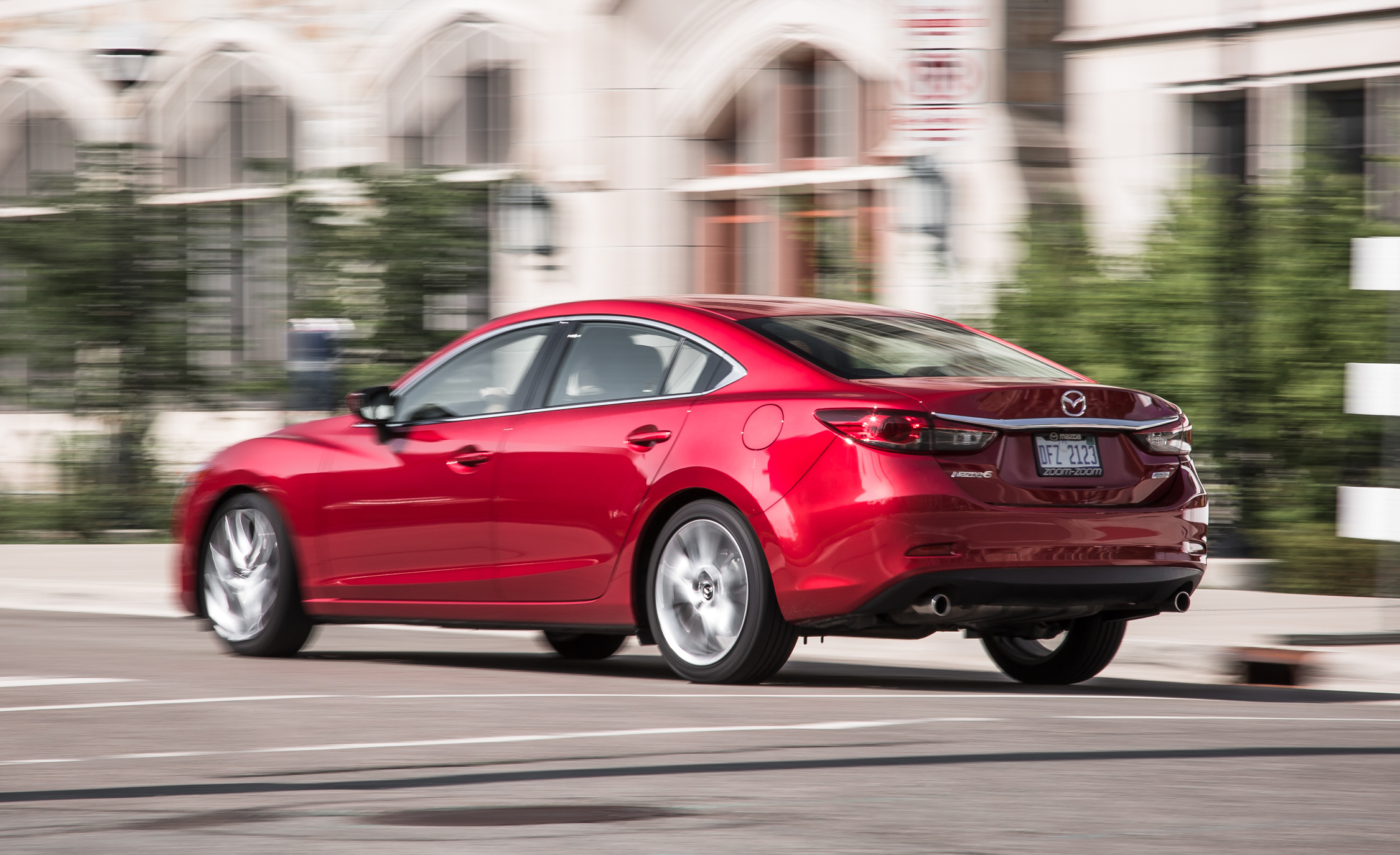 2016 Mazda 6 Touring (View 9 of 23)