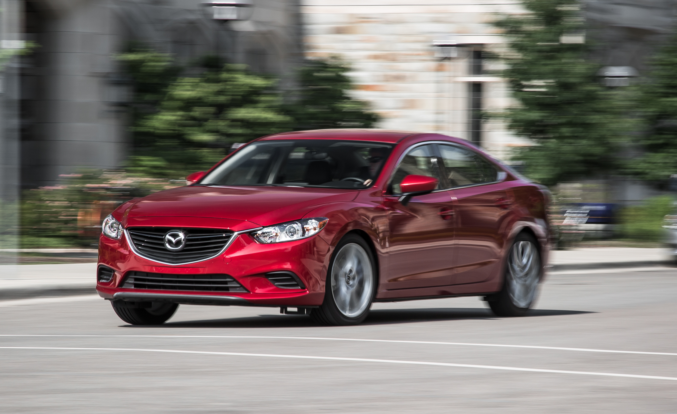 Featured Image of 2016 Mazda6 I Grand Touring