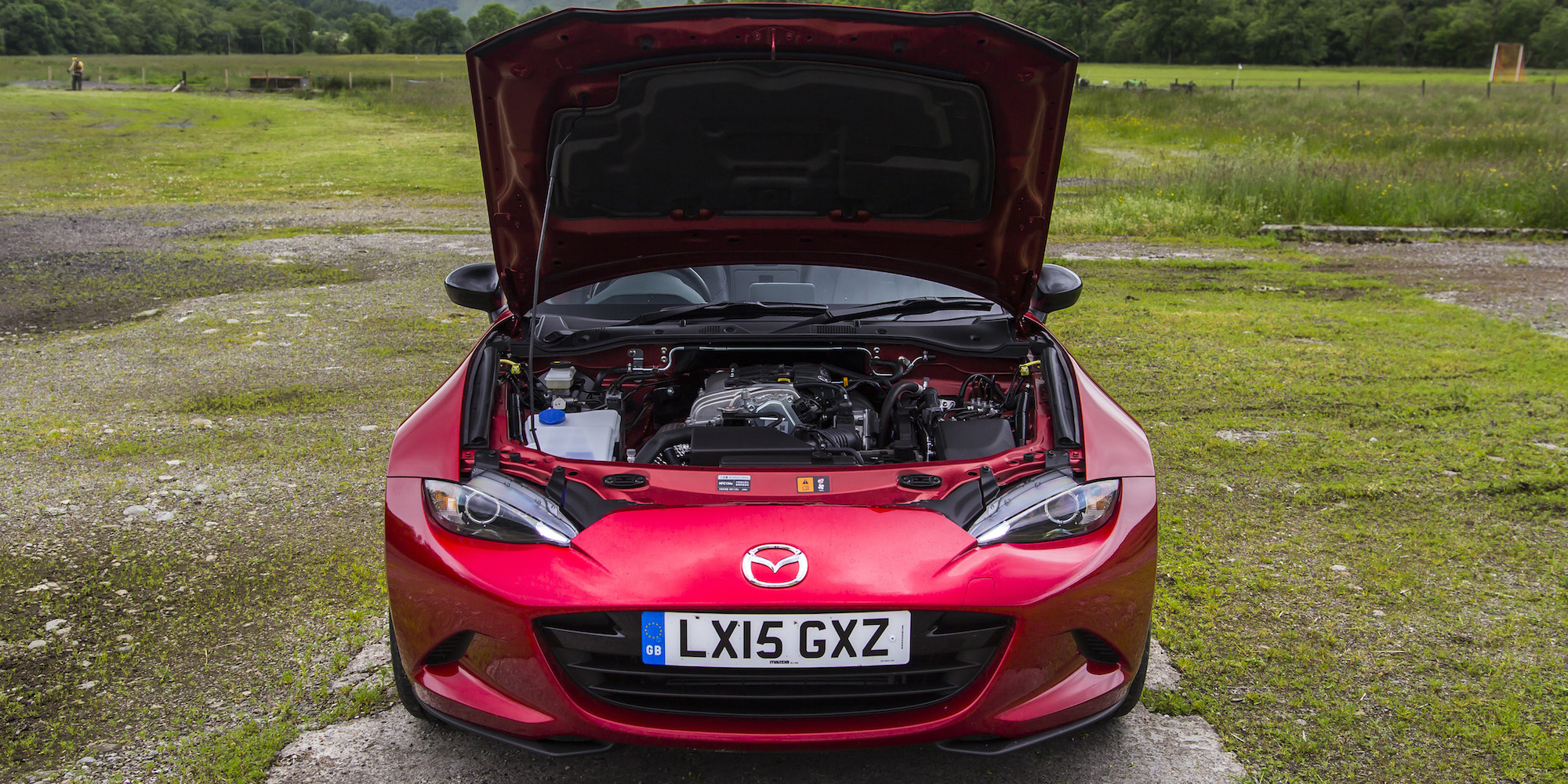 2016 Mazda Mx 5 Engine (Photo 18 of 31)