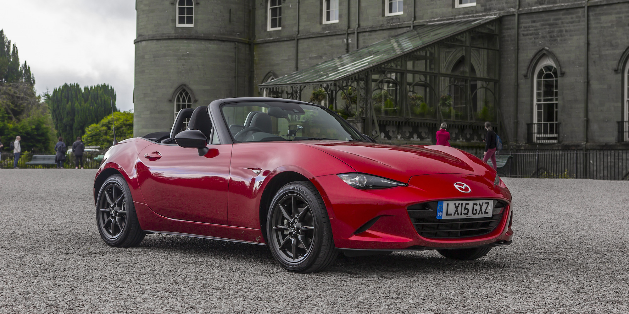 2016 Mazda Mx 5 Exterior Preview (View 17 of 31)
