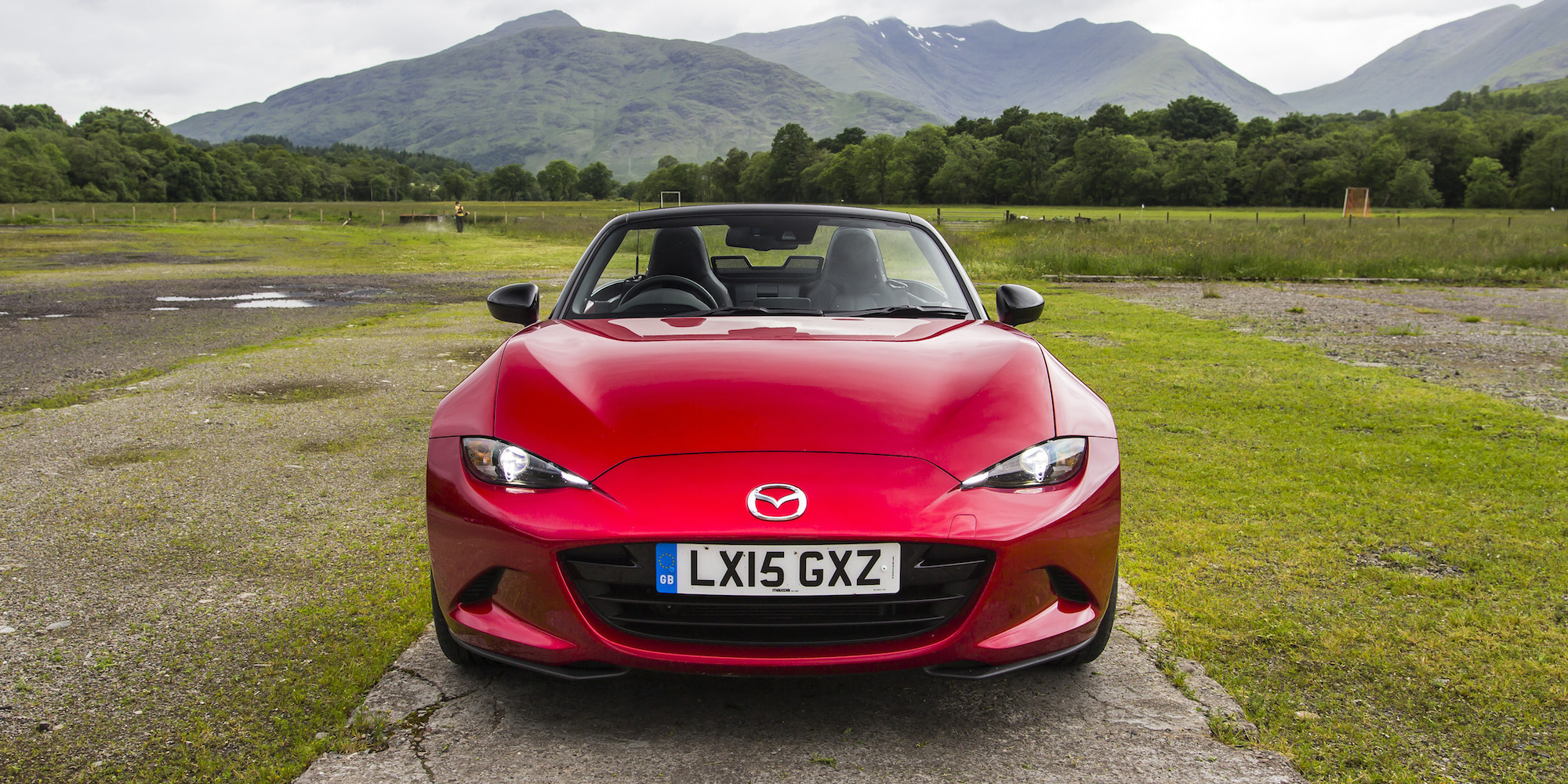 2016 Mazda Mx 5 Front End Design (Photo 20 of 31)
