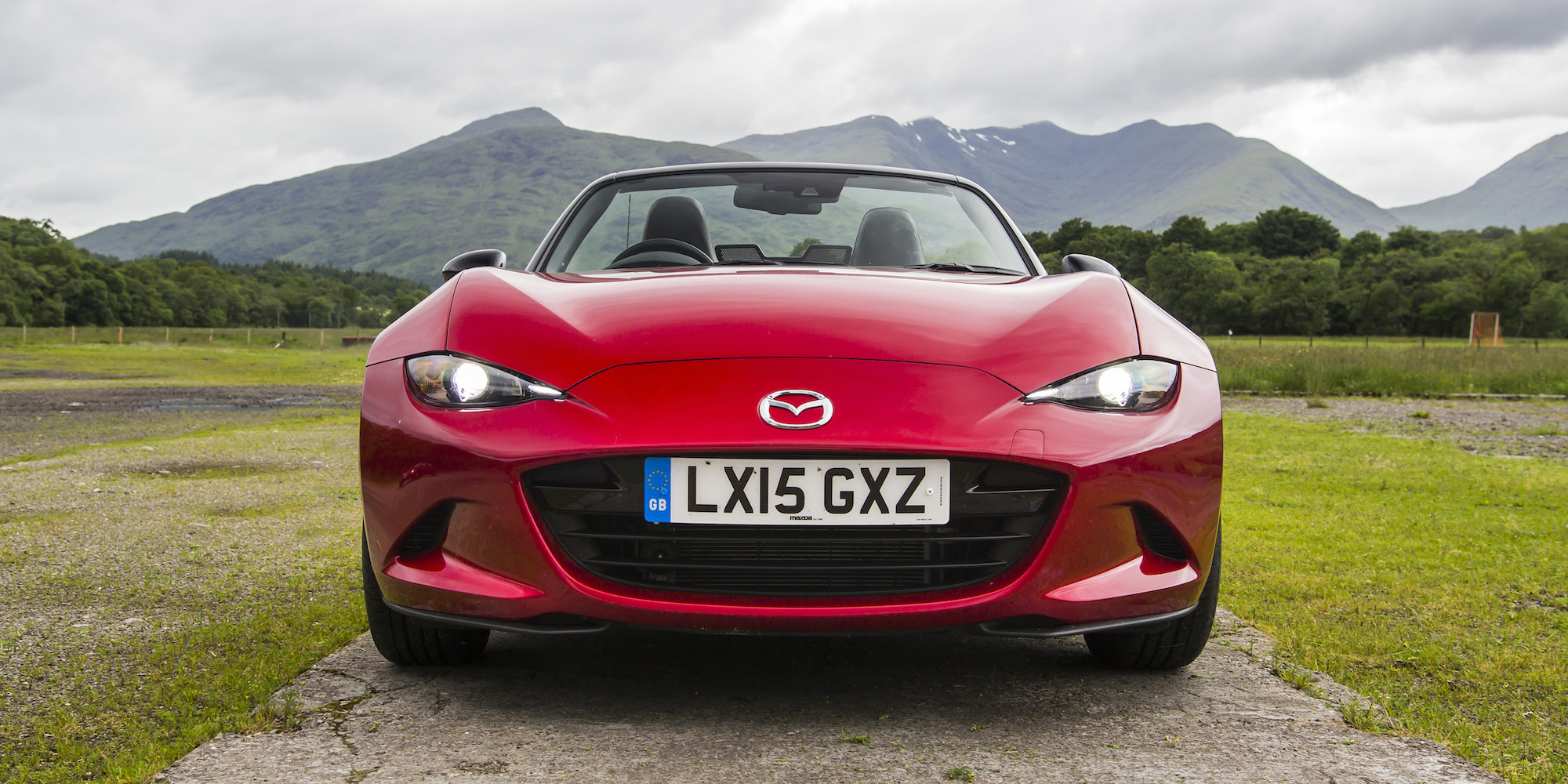 2016 Mazda Mx 5 Front End View (View 19 of 31)