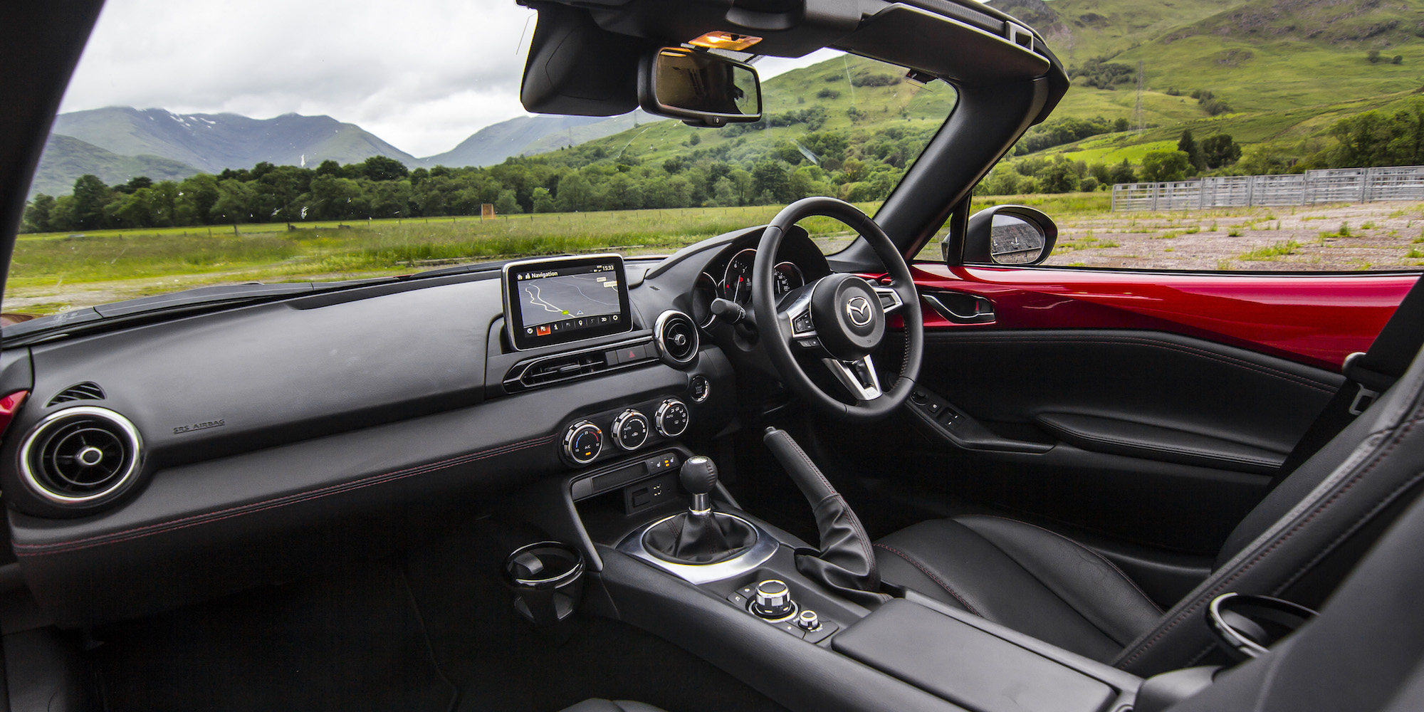 2016 Mazda Mx 5 Interior Preview (Photo 23 of 31)