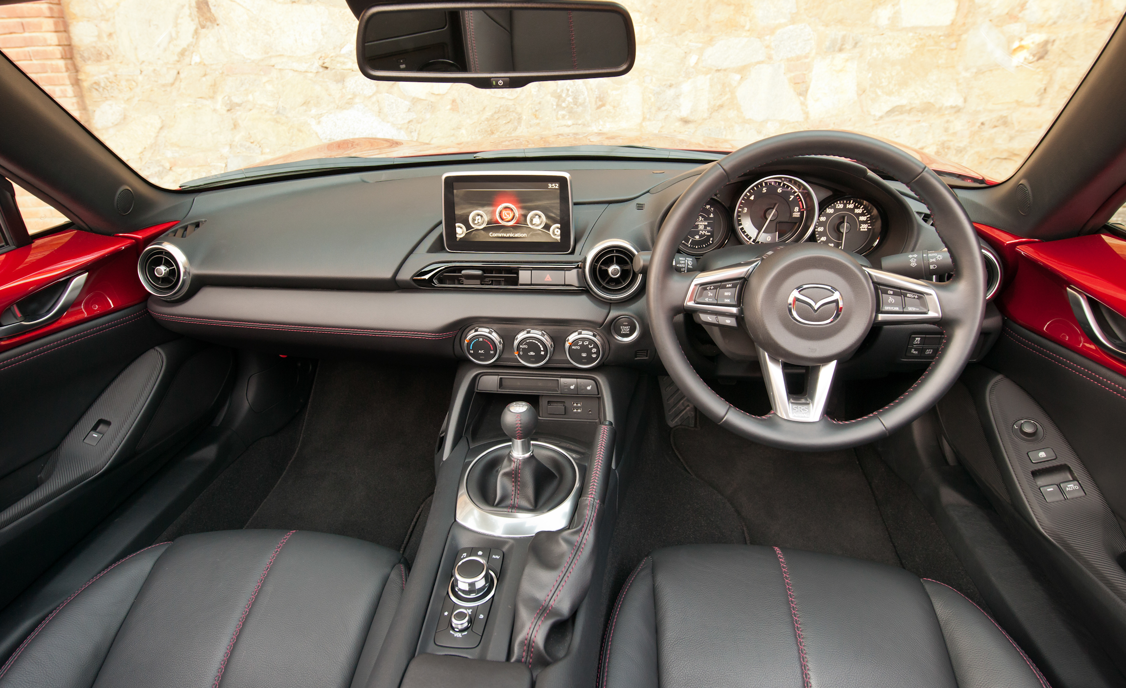 2016 Mazda MX 5 Miata (View 22 of 31)