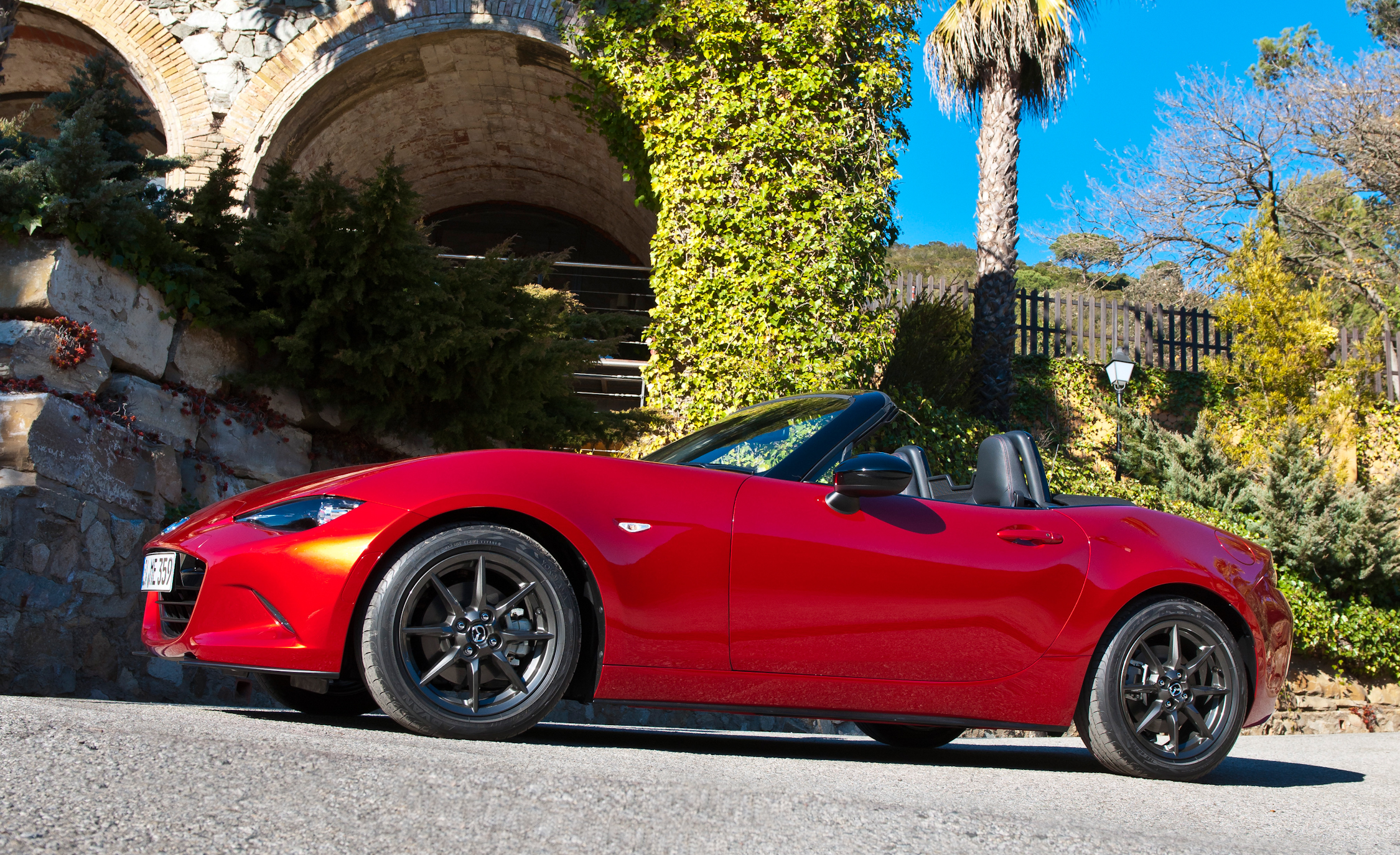 2016 Mazda MX 5 Miata (View 29 of 31)