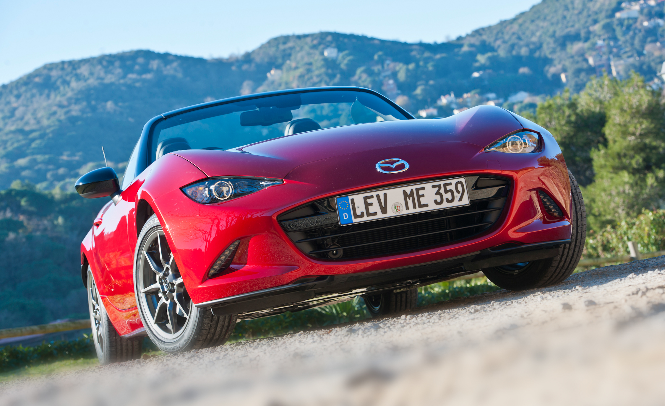 2016 Mazda MX 5 Miata (View 31 of 31)