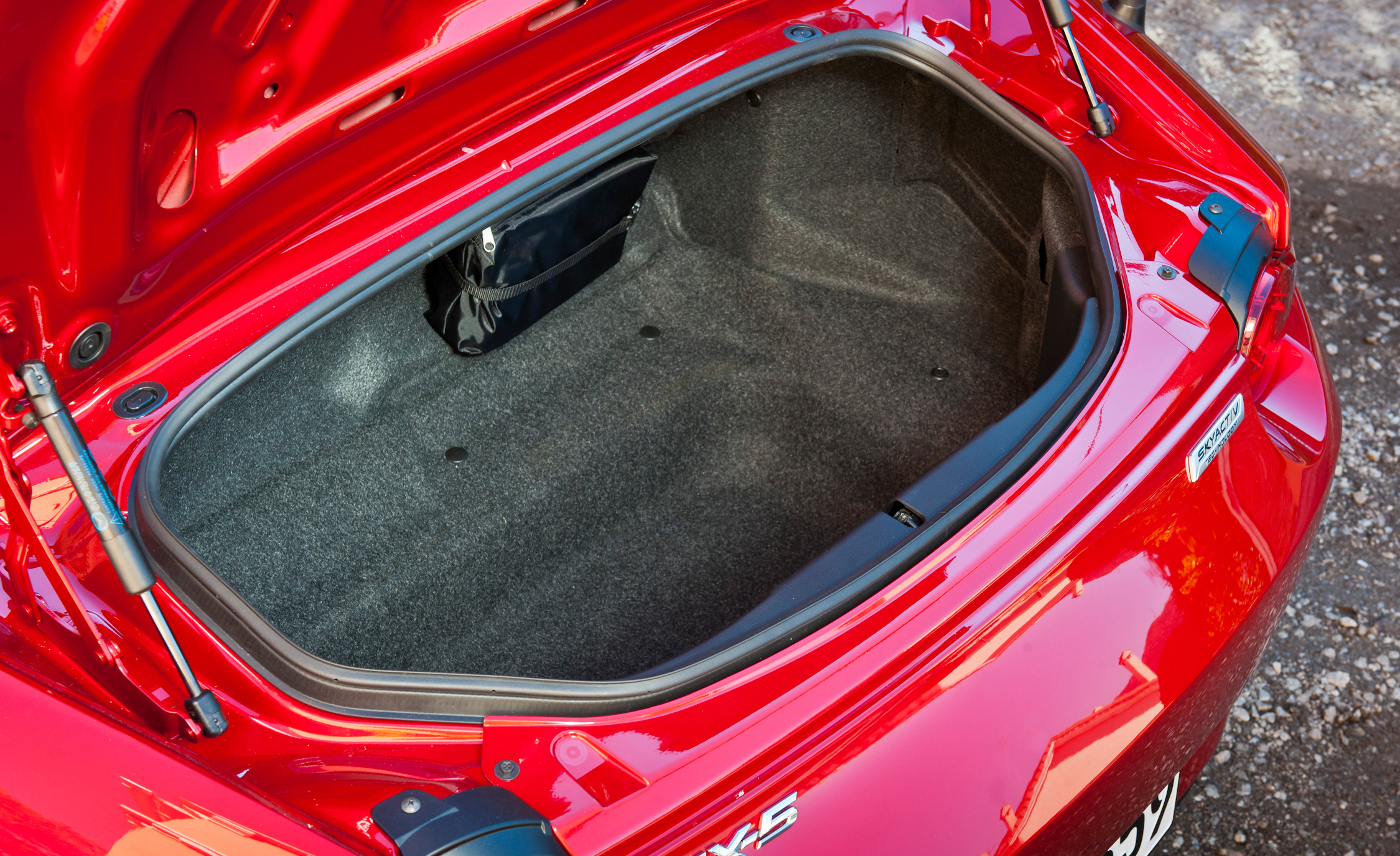 2016 Mazda MX 5 Miata (View 3 of 31)