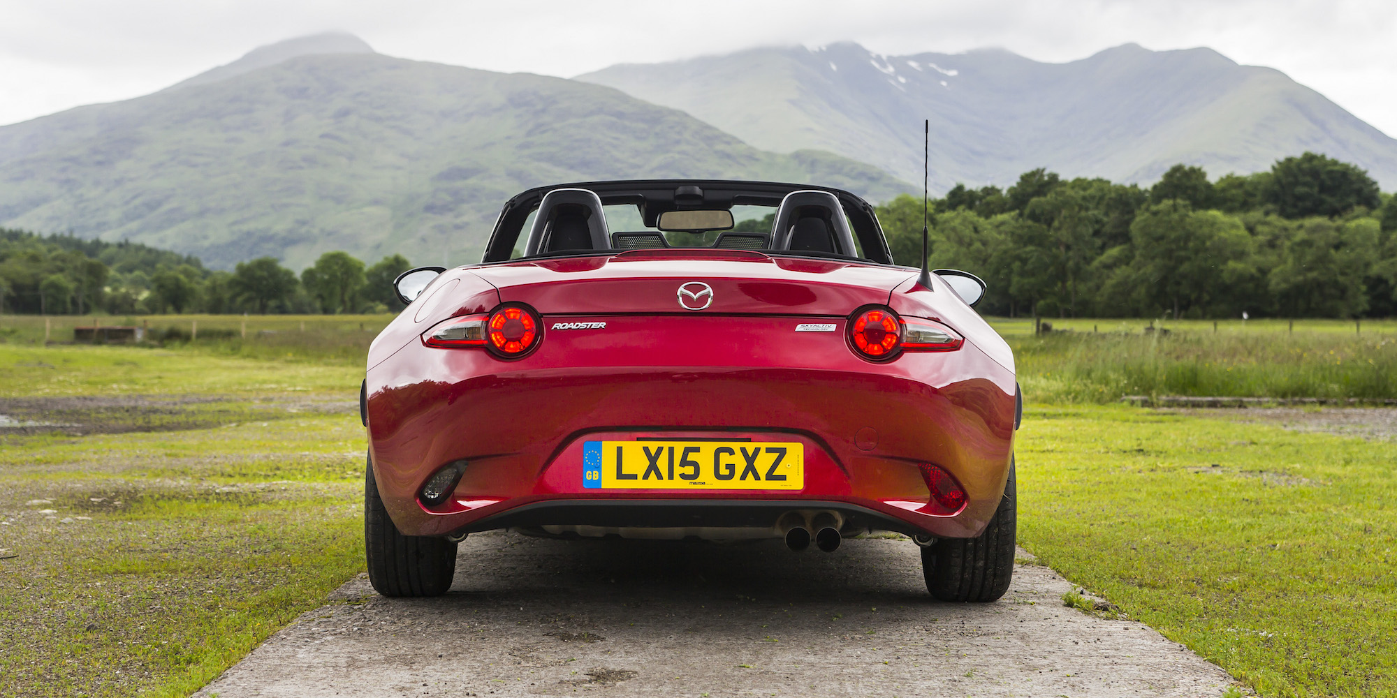 2016 Mazda Mx 5 Rear End Design (Photo 24 of 31)