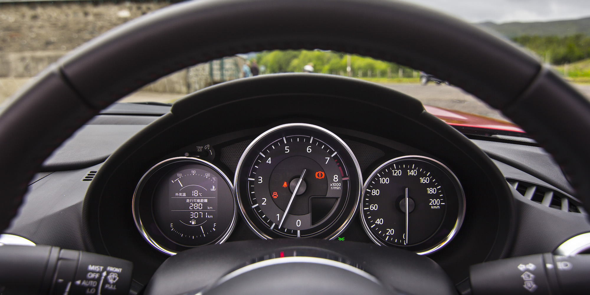 2016 Mazda Mx 5 Speedometer (Photo 9 of 31)