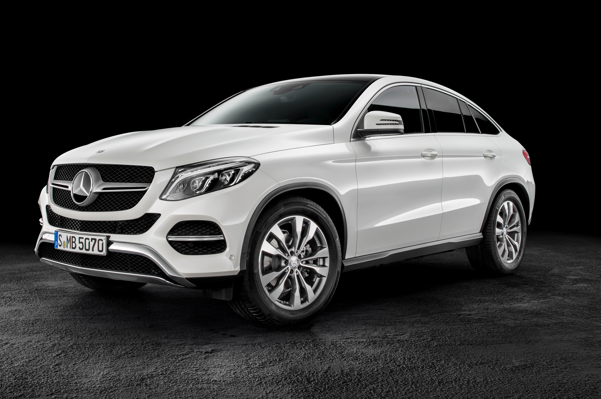 Featured Image of 2016 Mercedes AMG GLE63 S 4MATIC