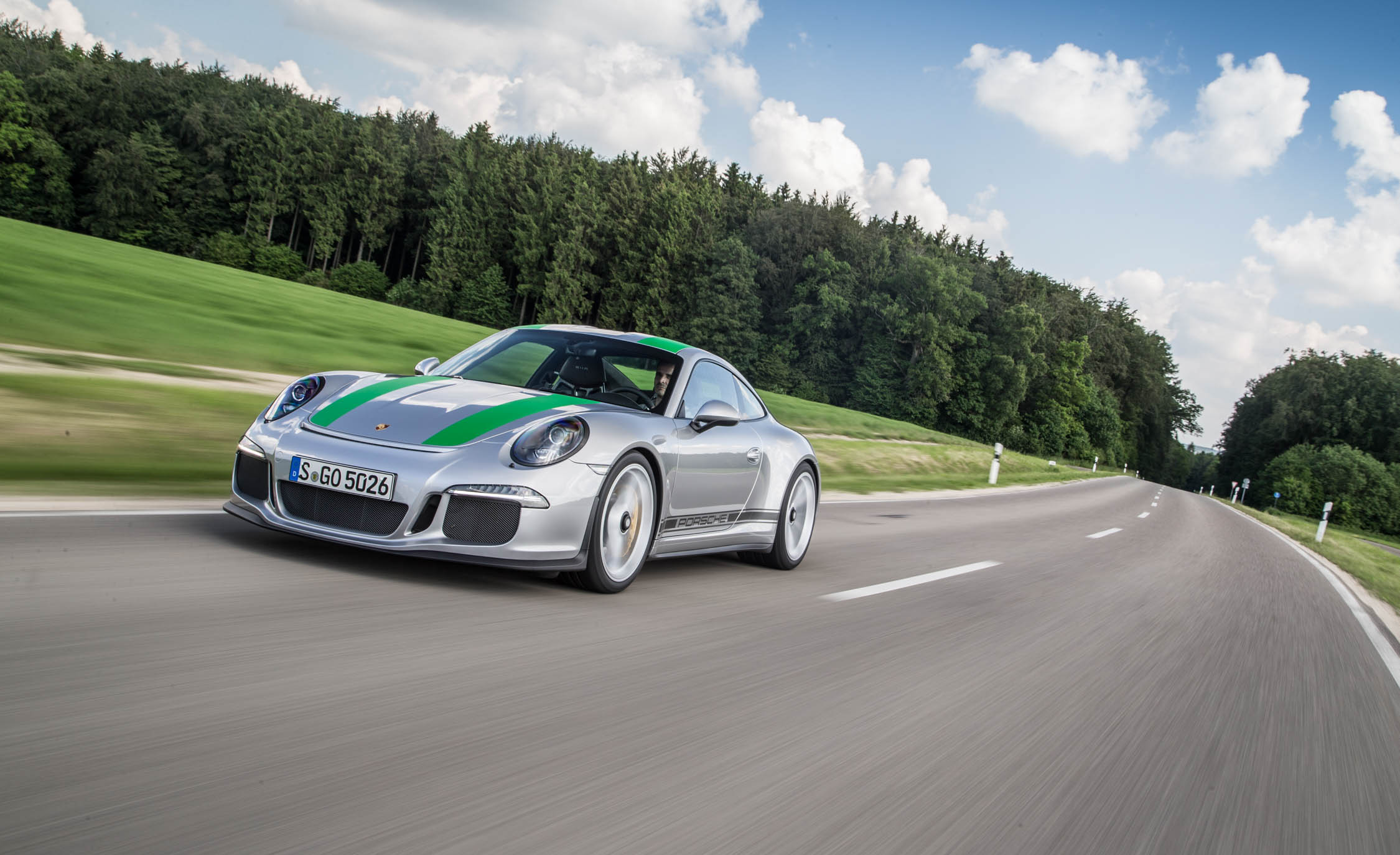 2017 Porsche 911 R (Photo 13 of 15)