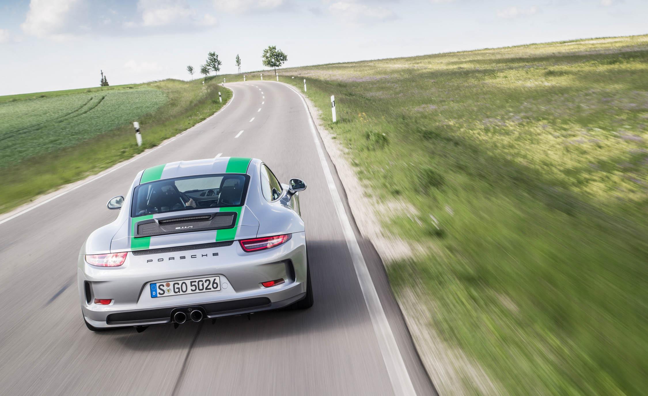 2017 Porsche 911 R (Photo 11 of 15)