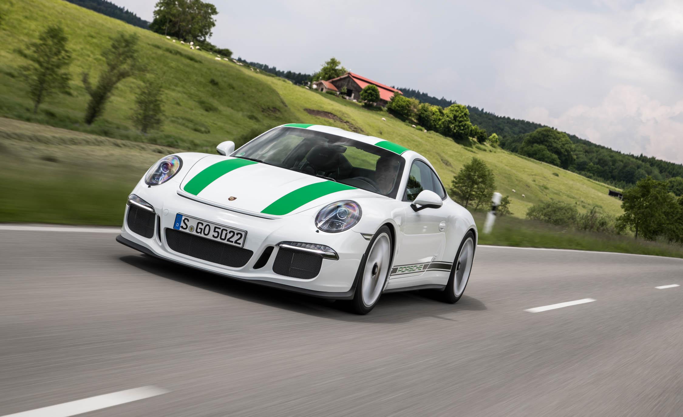 2017 Porsche 911 R (Photo 4 of 15)