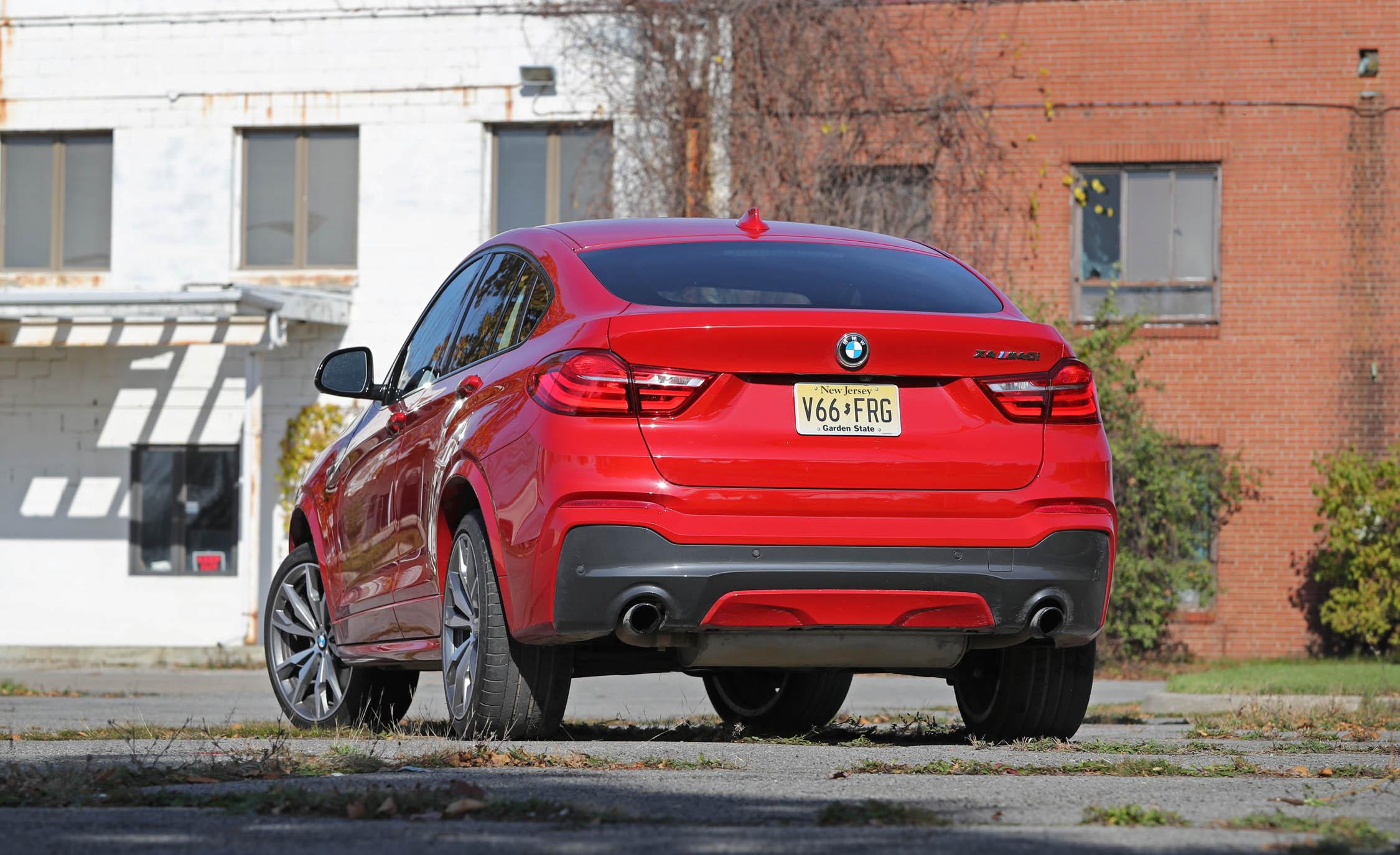 2017 BMW X4 M40i (Photo 3 of 14)