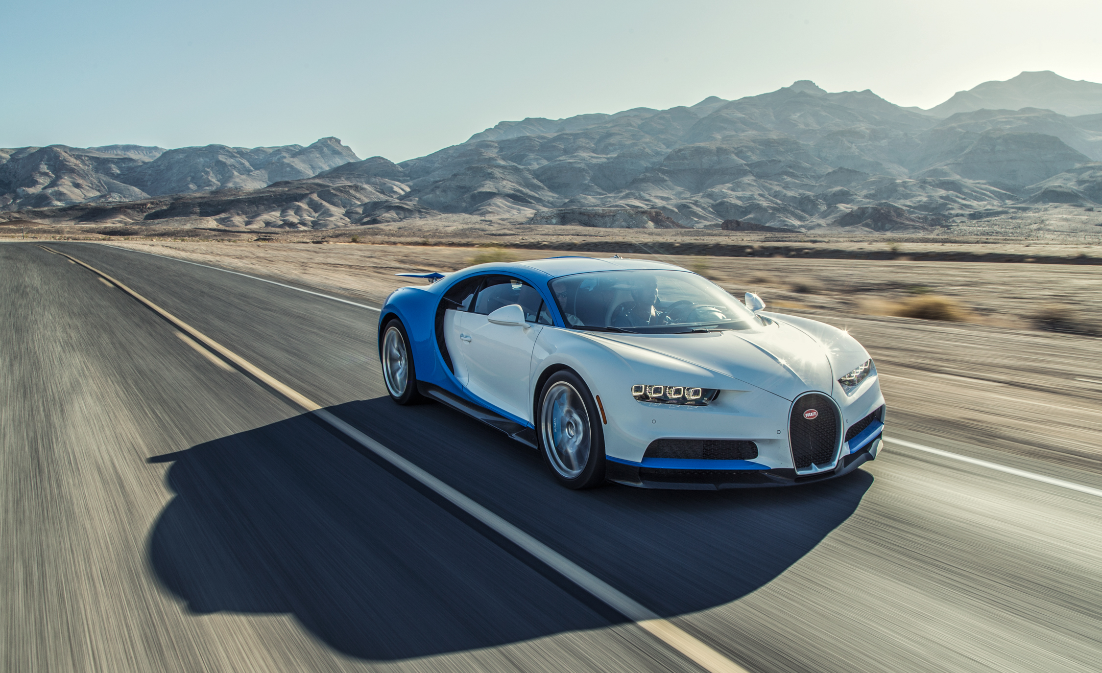 2017 Bugatti Chiron (Photo 3 of 5)