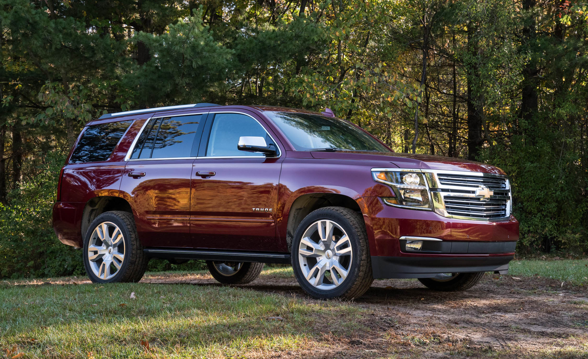 Featured Image of 2017 Chevrolet Tahoe Premier