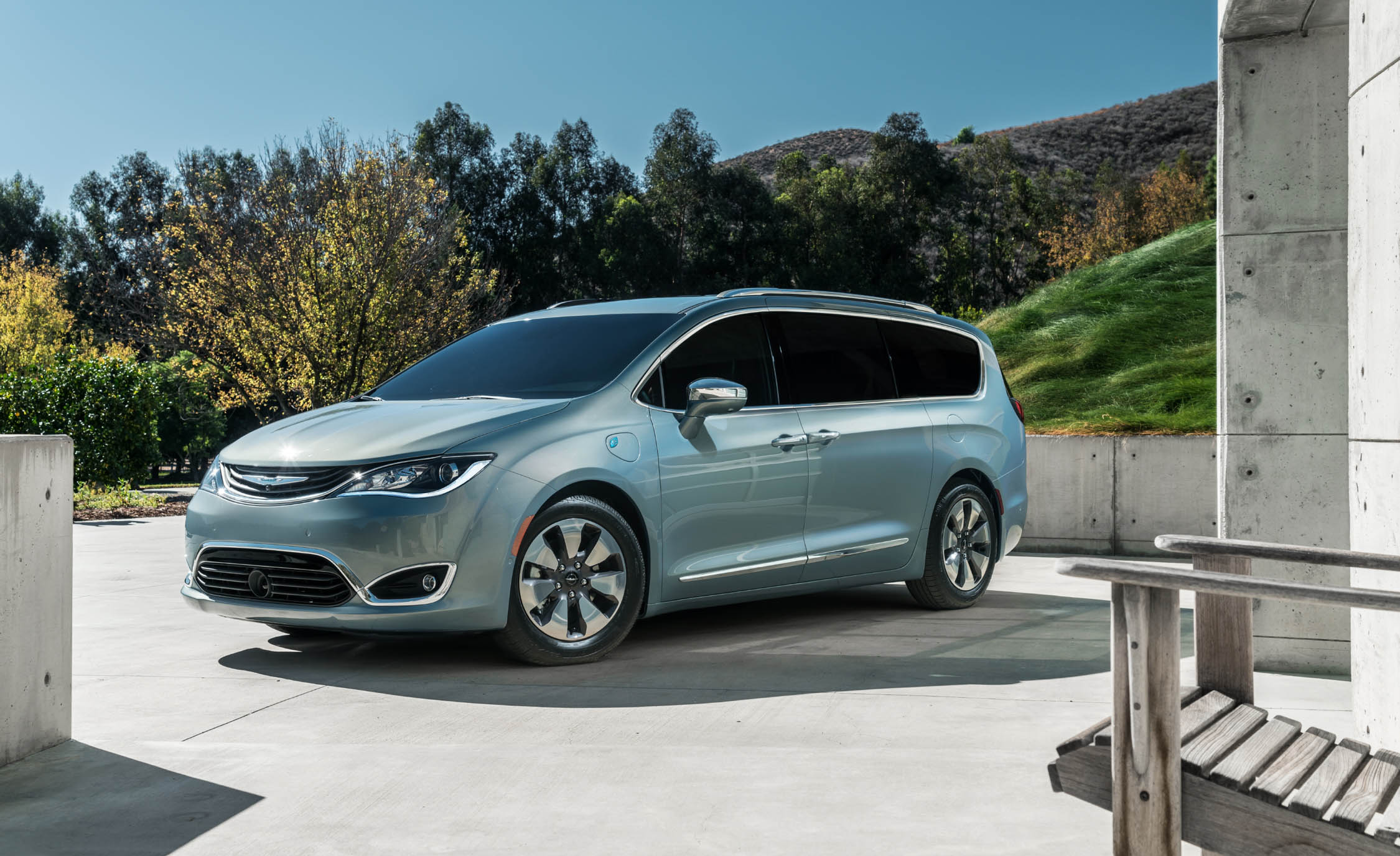 Featured Image of 2017 Chrysler Pacifica Hybrid