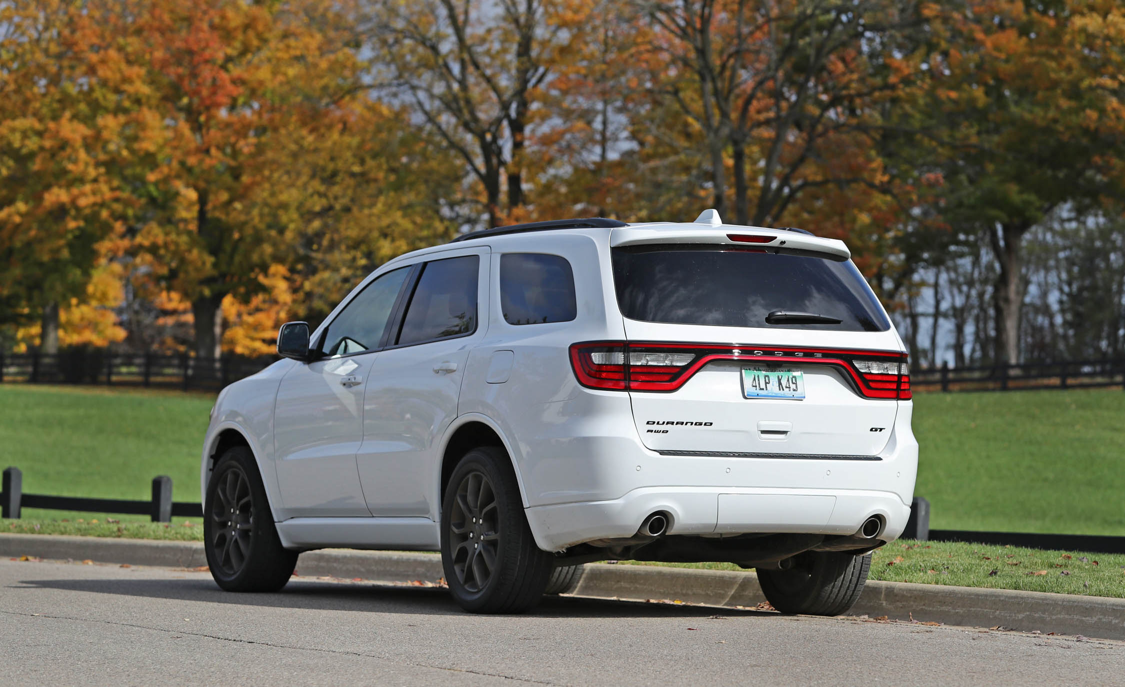 2017 Dodge Durango GT AWD (Photo 9 of 12)