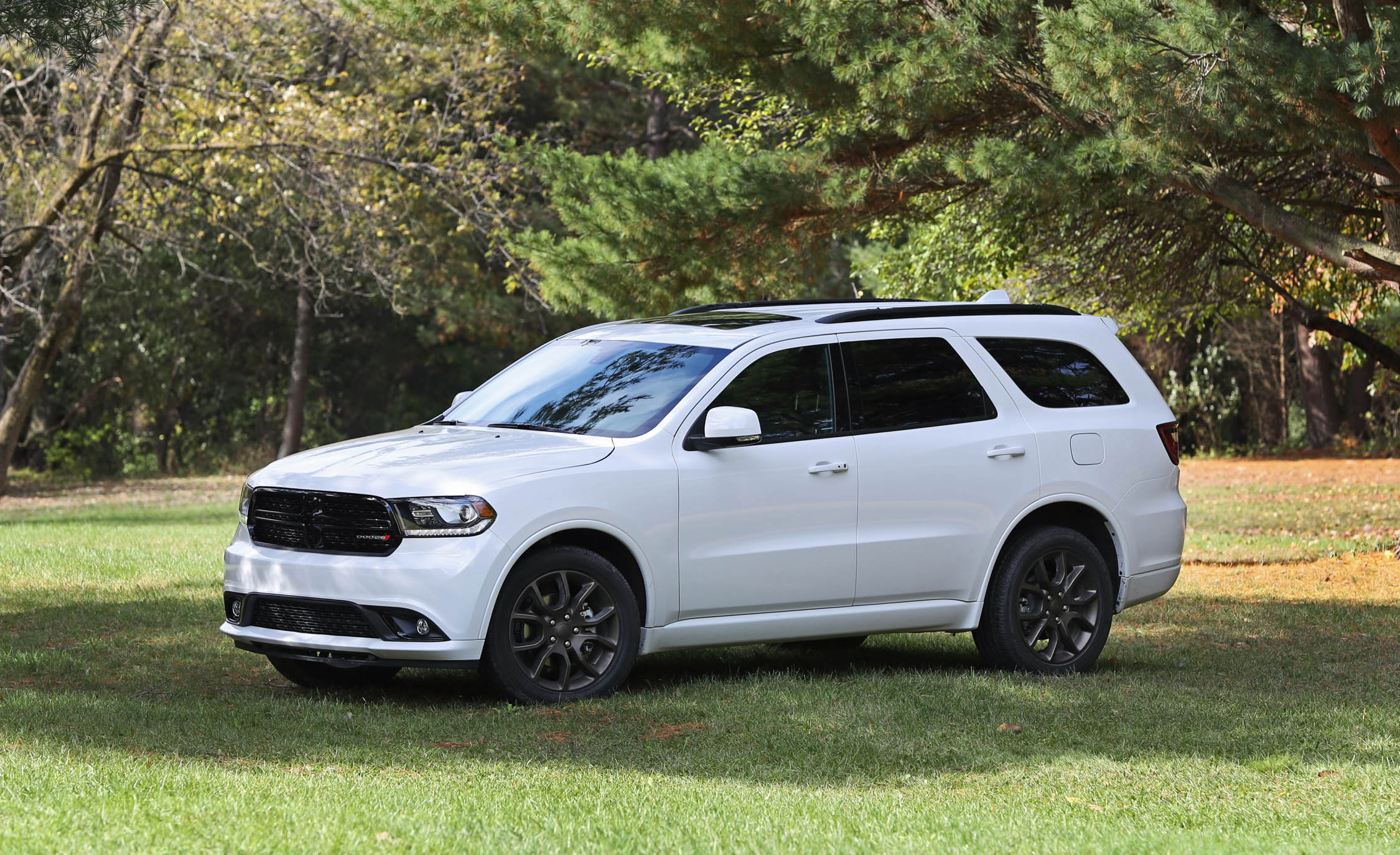 Featured Image of 2017 Dodge Durango GT