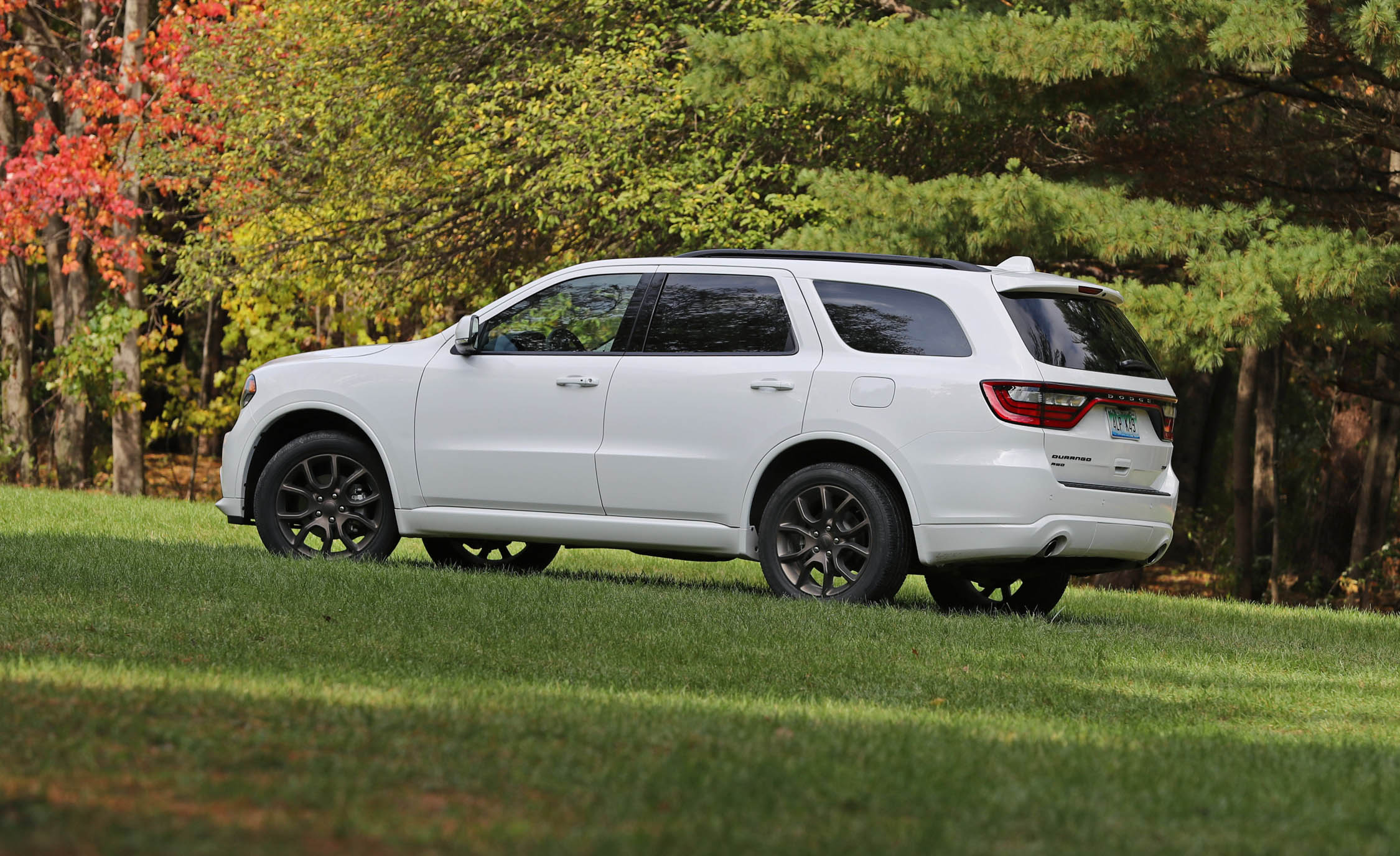 2017 Dodge Durango GT AWD (Photo 4 of 12)