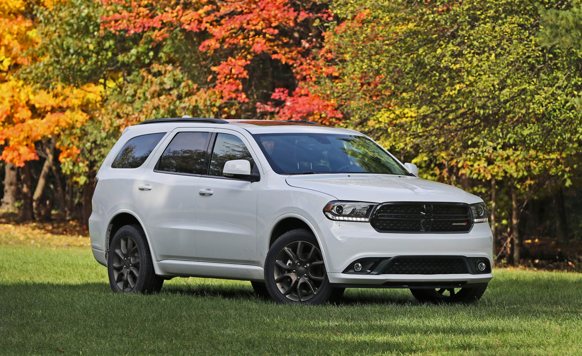 2017 Dodge Durango GT AWD (Photo 7 of 12)