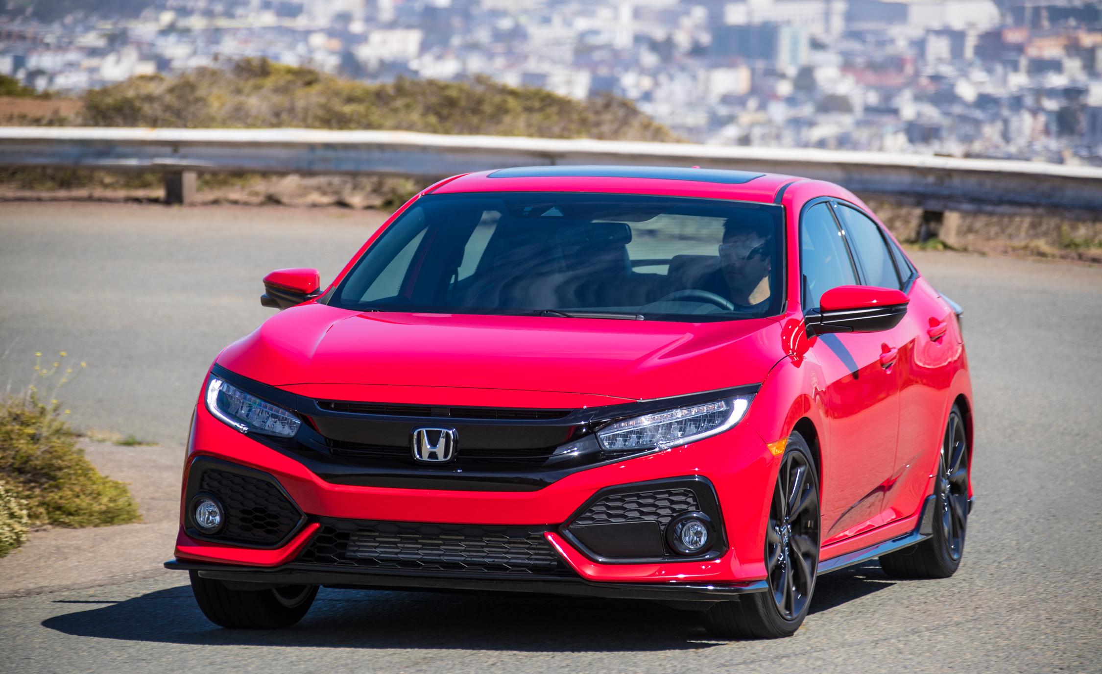 2017 Honda Civic Hatchback (View 12 of 34)