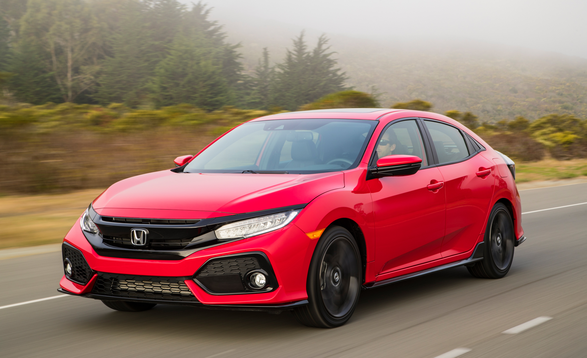 2017 Honda Civic Hatchback (View 17 of 34)