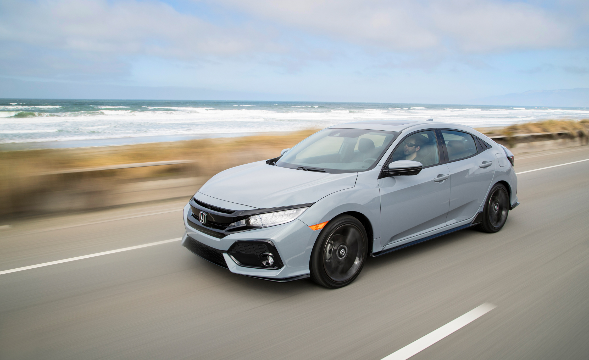 2017 Honda Civic Hatchback (View 7 of 34)