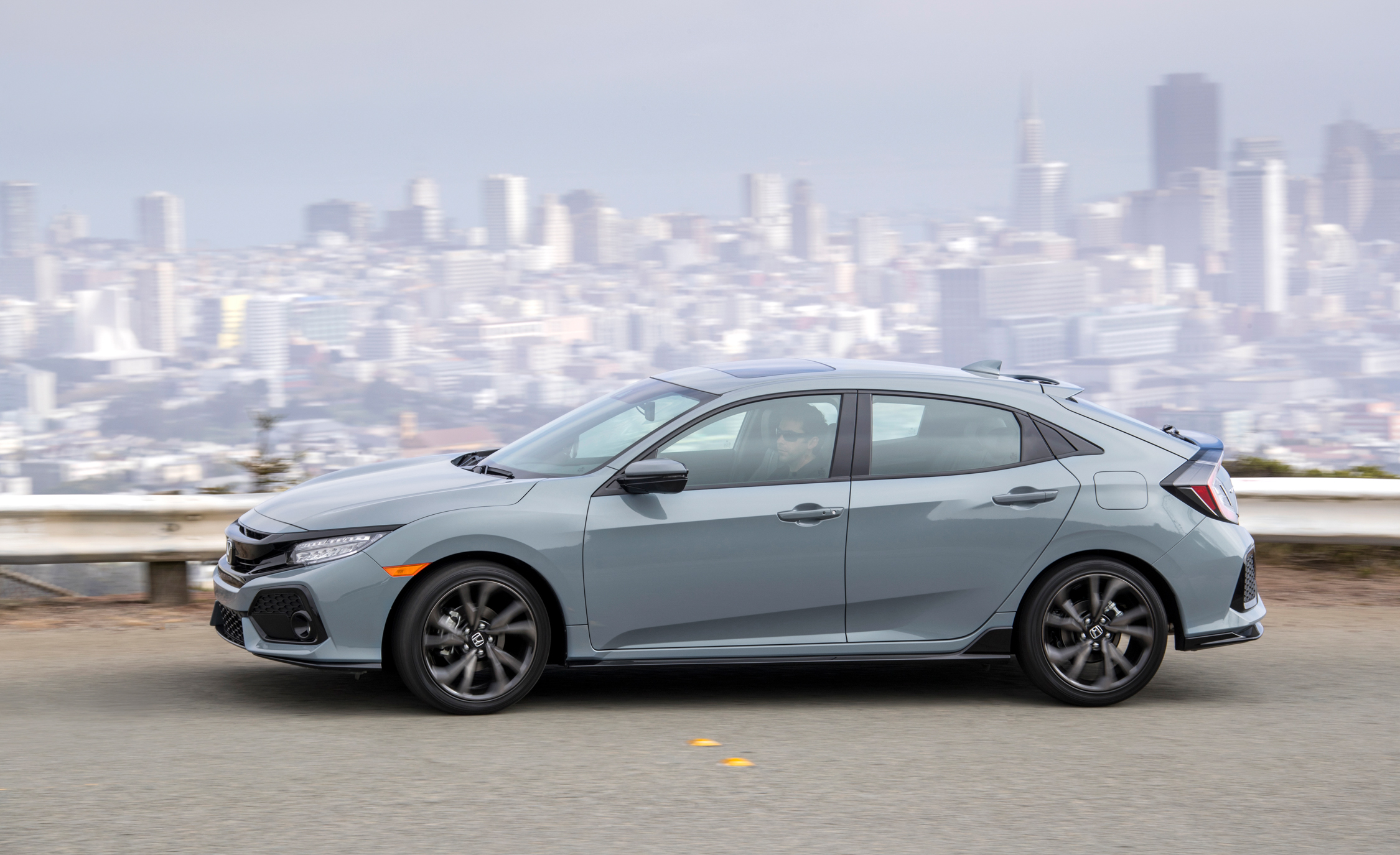2017 Honda Civic Hatchback (View 2 of 34)