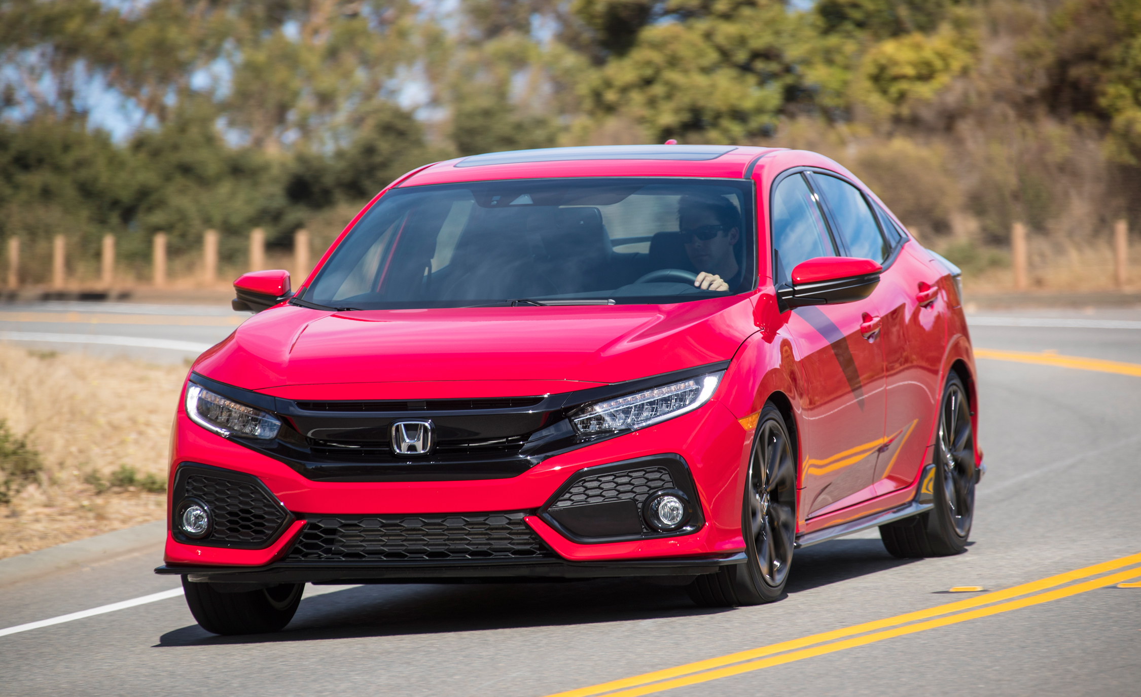 2017 Honda Civic Hatchback (View 14 of 34)