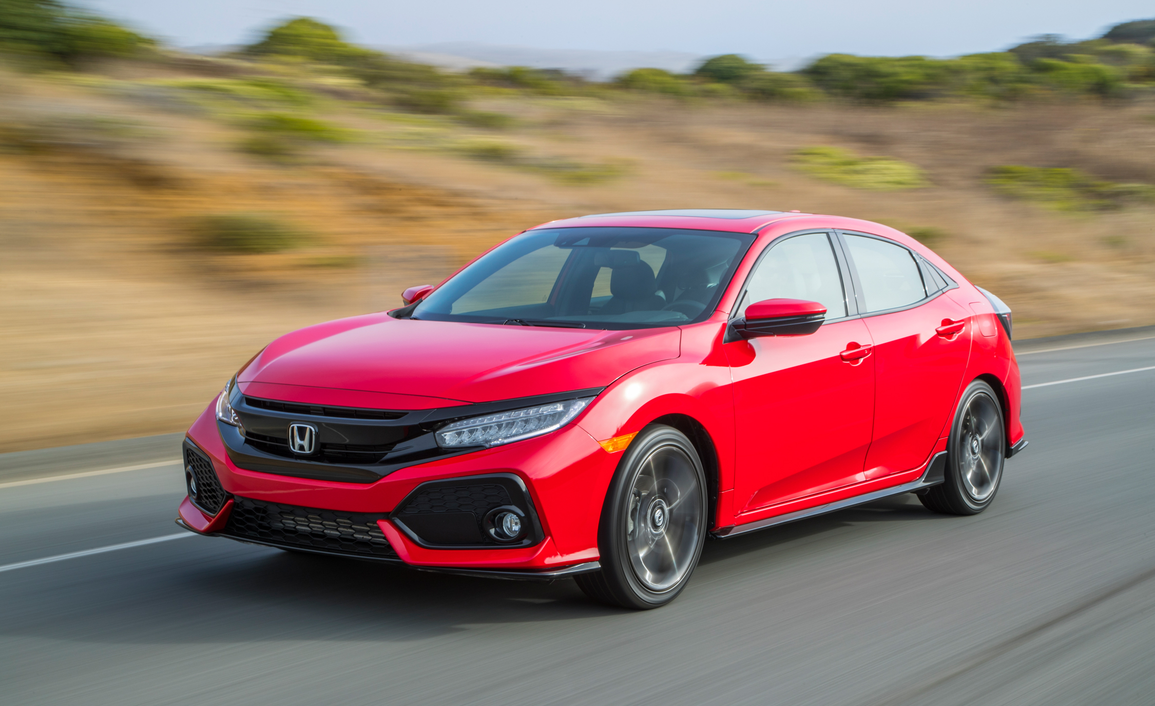 2017 Honda Civic Hatchback (View 15 of 34)