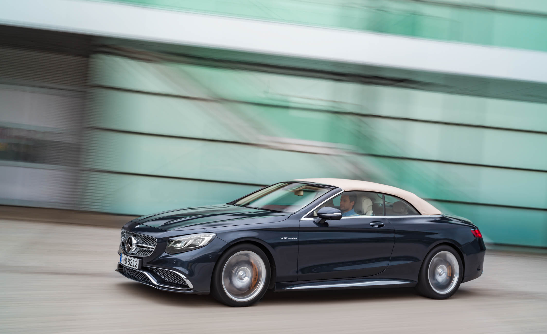 2017 Mercedes Amg S65 Cabriolet Test Drive (View 3 of 15)