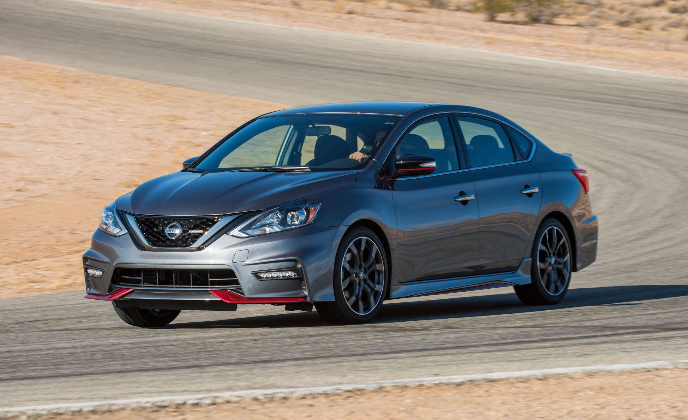 2017 Nissan Sentra NISMO (Photo 15 of 22)