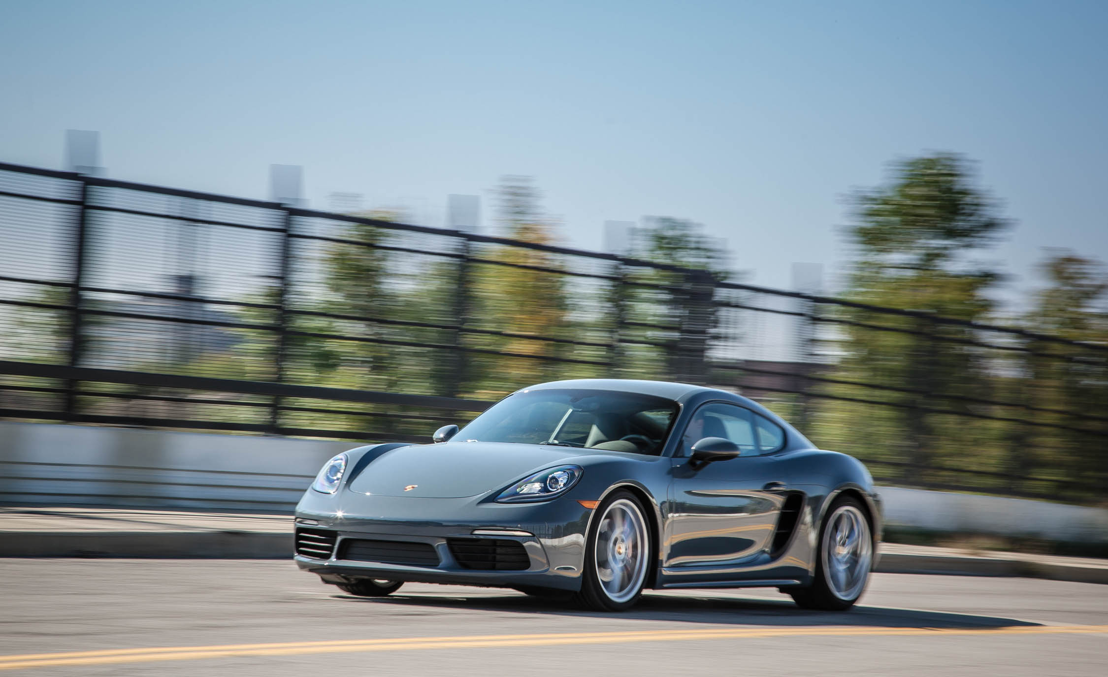 2017 Porsche 718 Cayman S (View 9 of 9)
